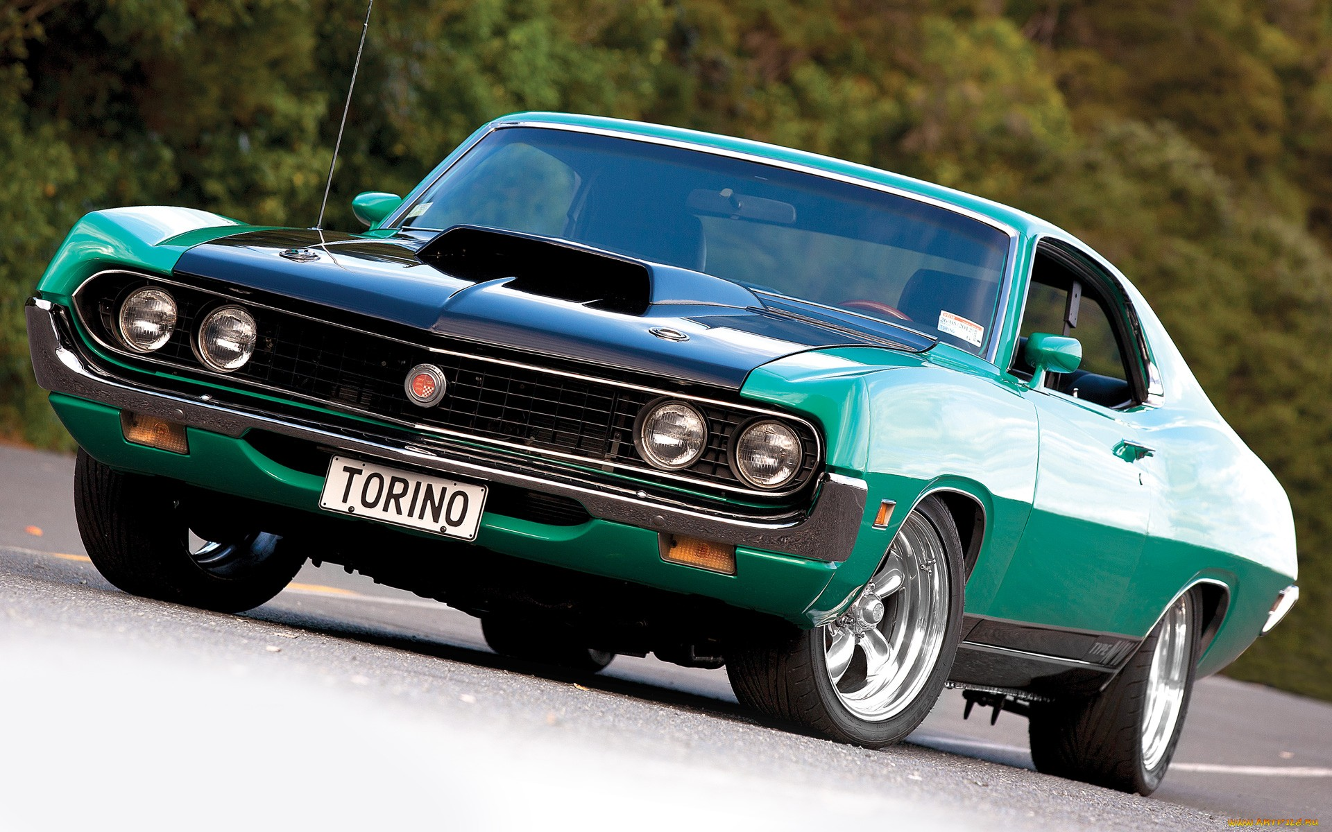 1920x1200 - Ford Torino Wallpapers 8