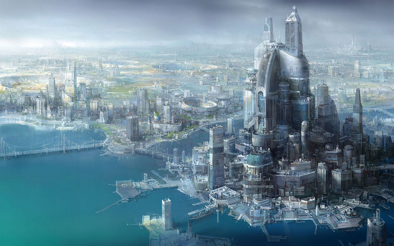 1280x800 - Sci Fi Place Wallpapers 37