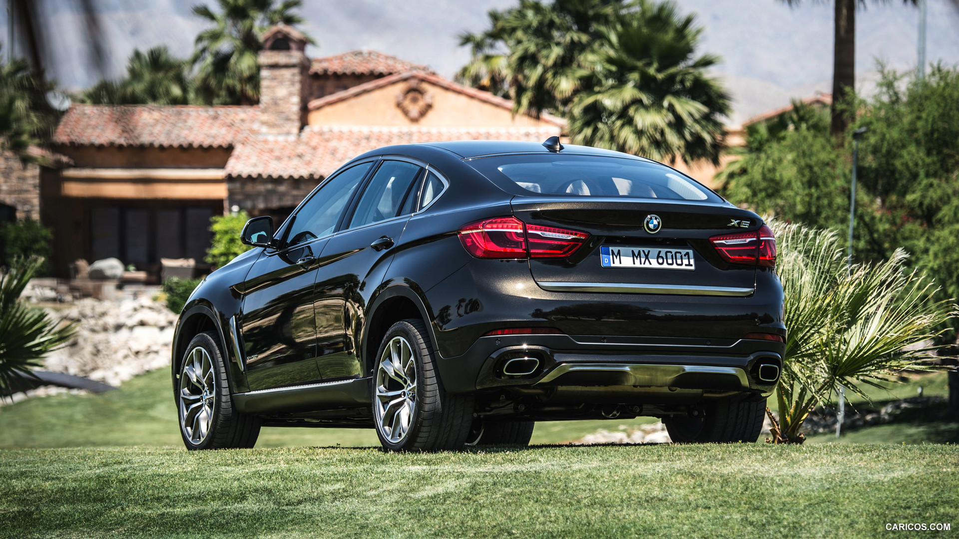 1920x1080 - BMW X6 Wallpapers 17