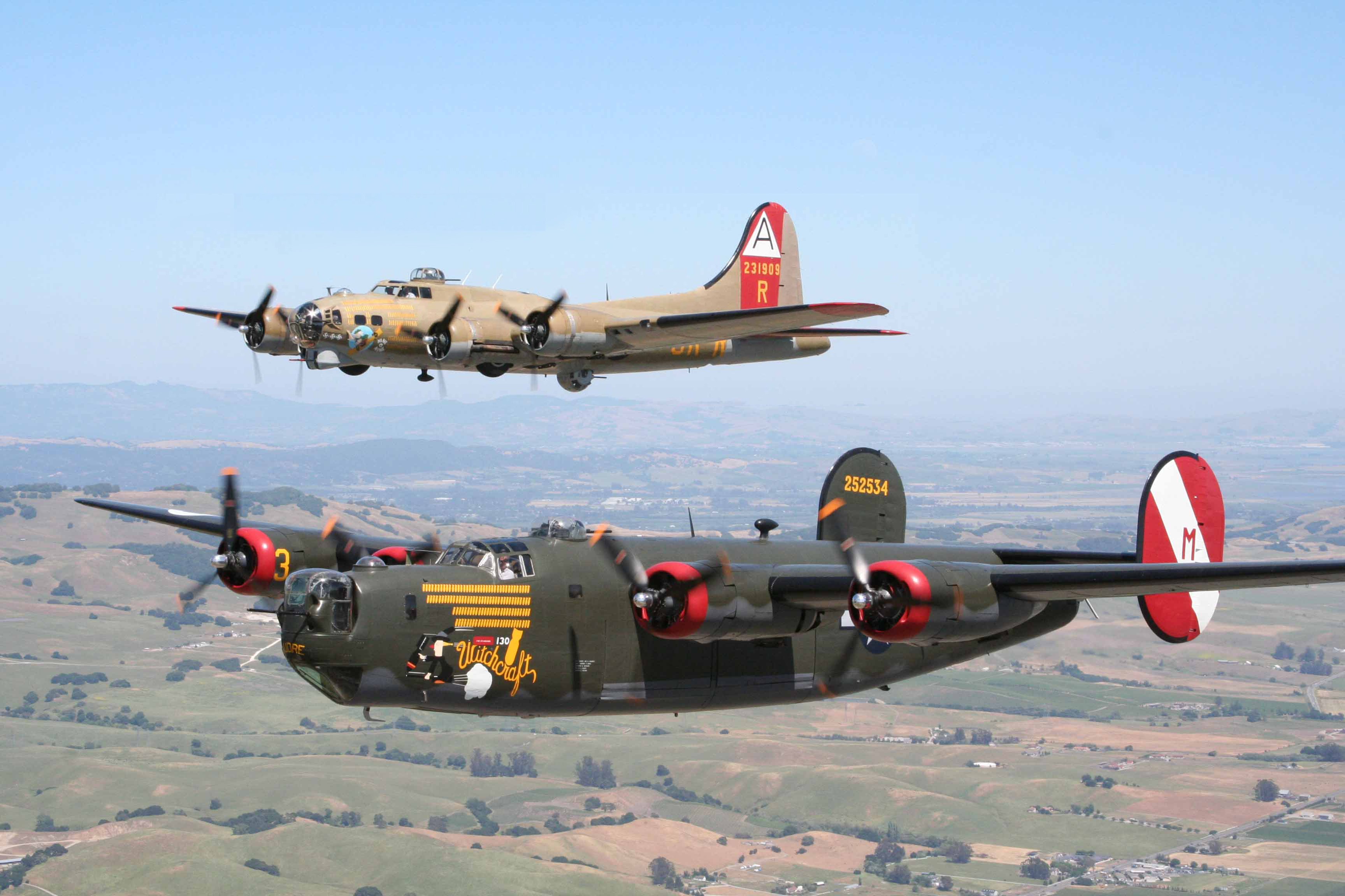 3456x2304 - Consolidated B-24 Liberator Wallpapers 29