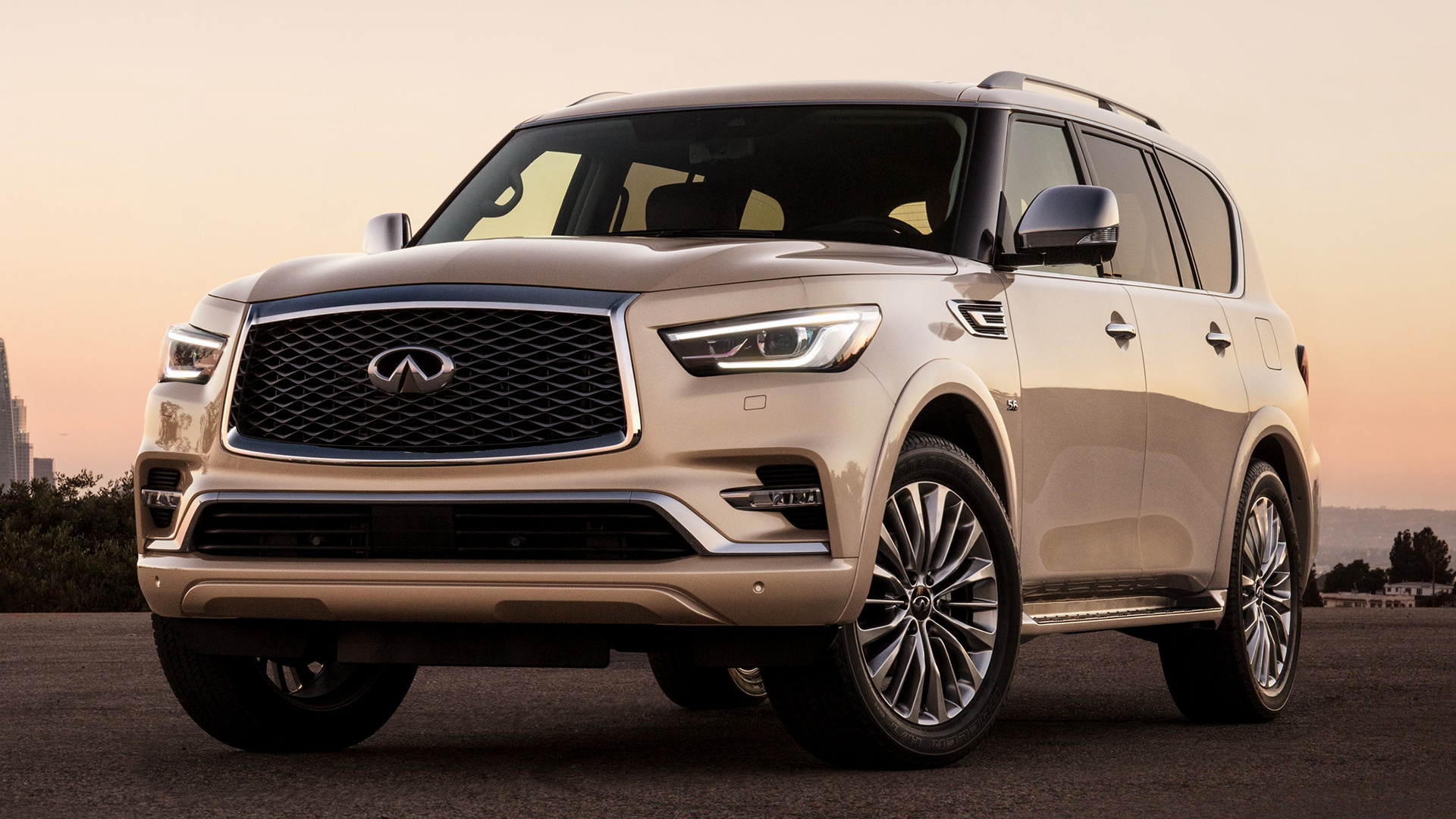 1920x1080 - Infiniti QX80 Wallpapers 9
