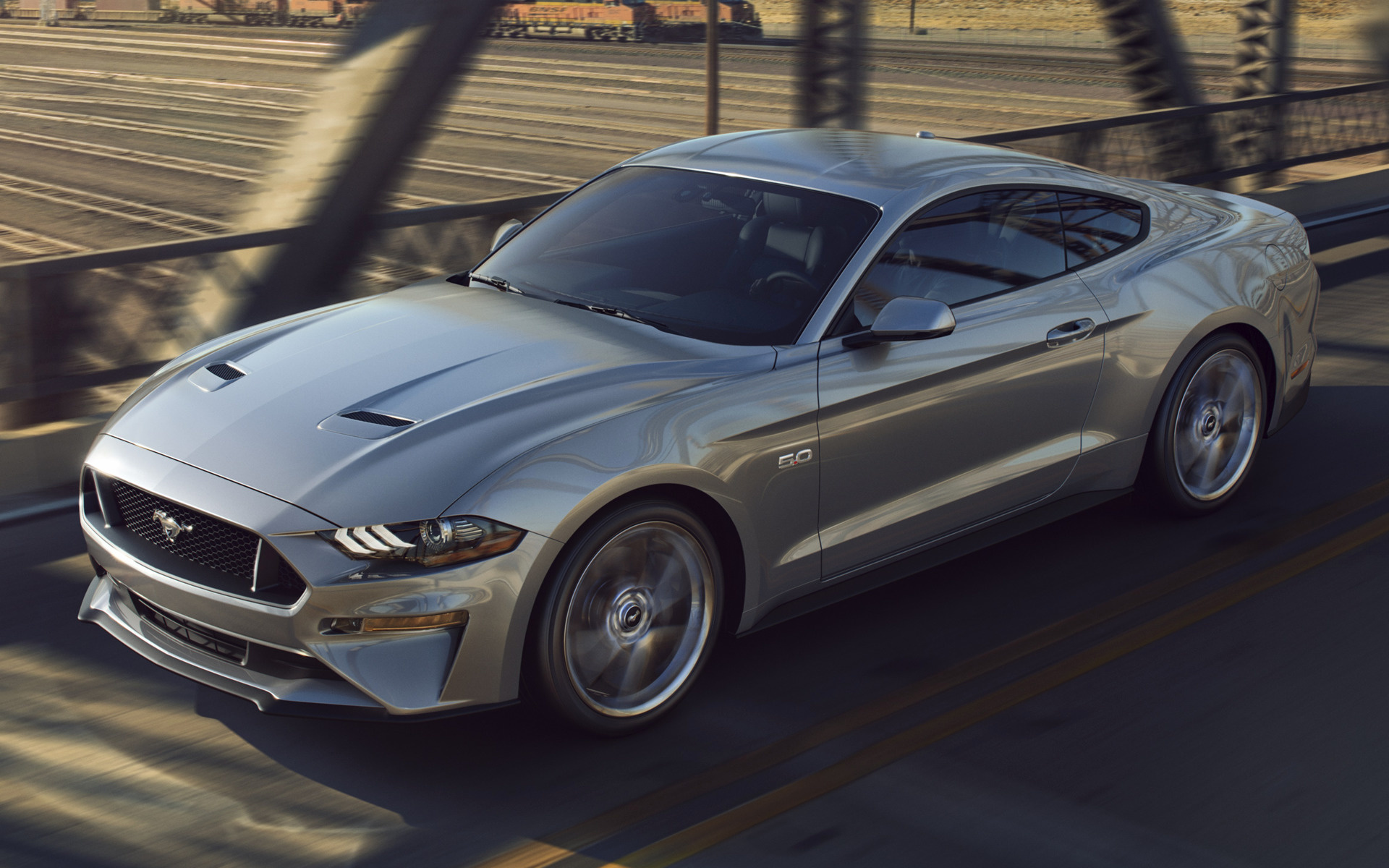 1920x1200 - Ford Mustang GT Wallpapers 35