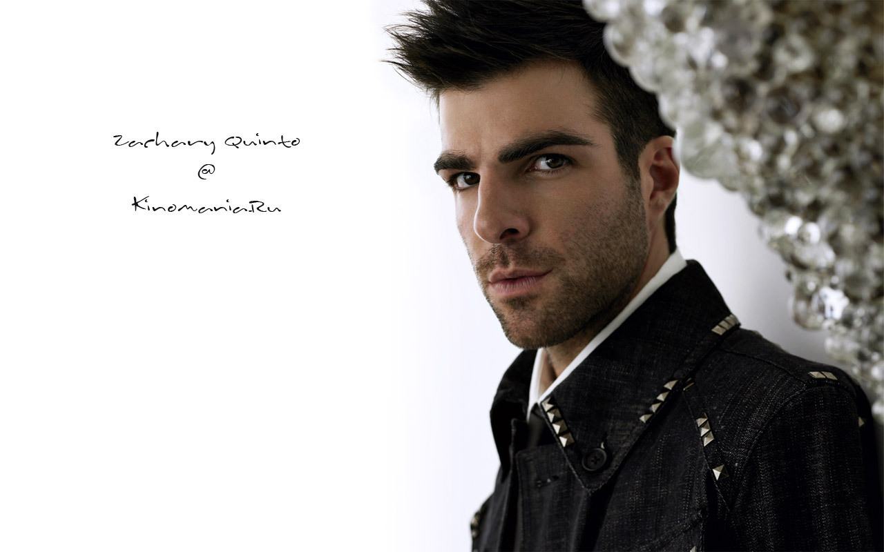 1280x800 - Zachary Quinto Wallpapers 1