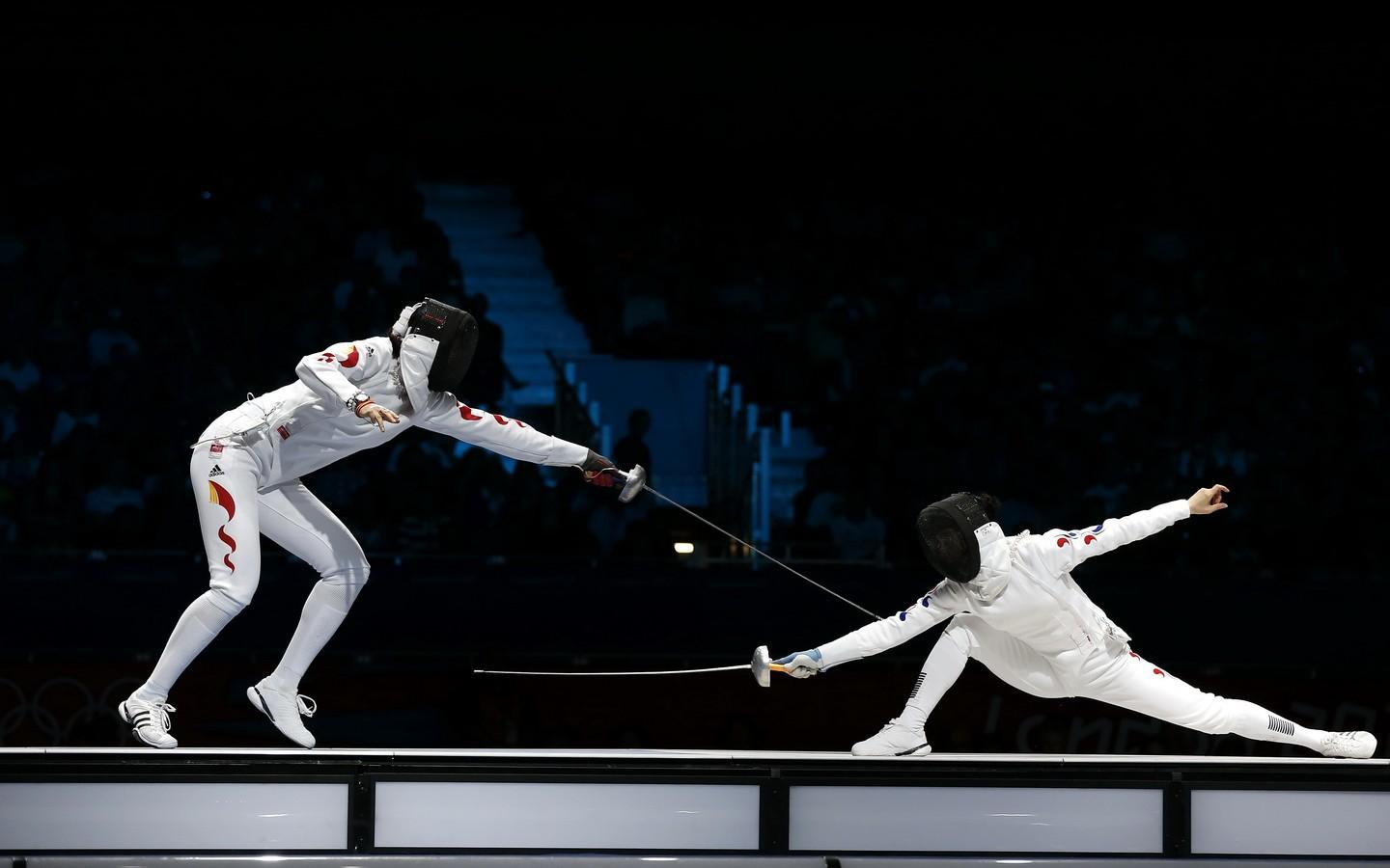 1440x900 - Fencing Wallpapers 30