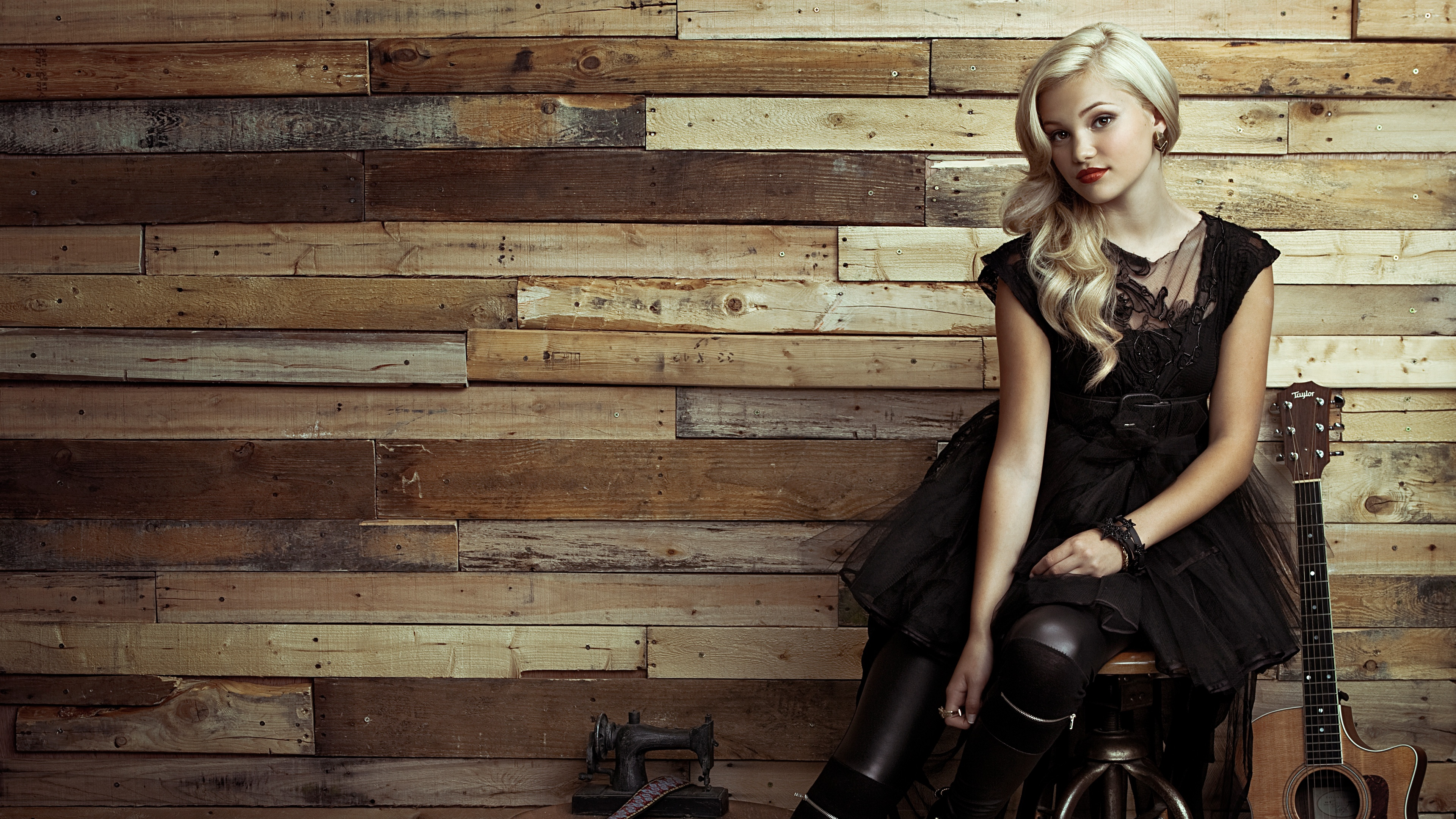 3840x2160 - Olivia Holt Wallpapers 19