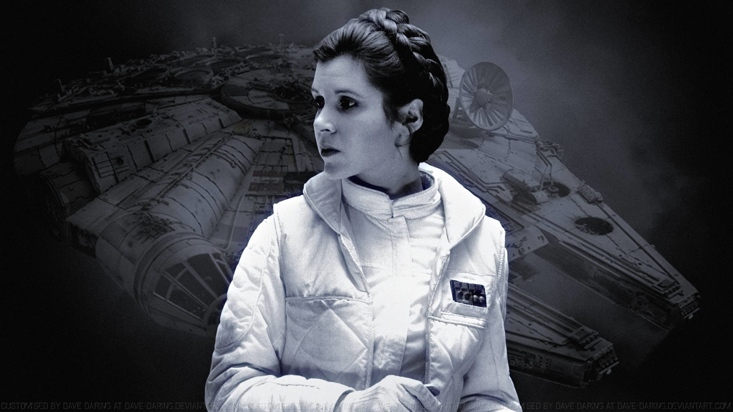 2560x1440 - Carrie Fisher Wallpapers 15