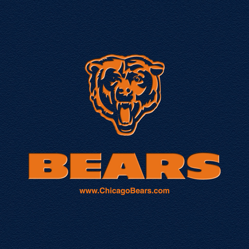1024x1024 - Chicago Bears Wallpapers 22