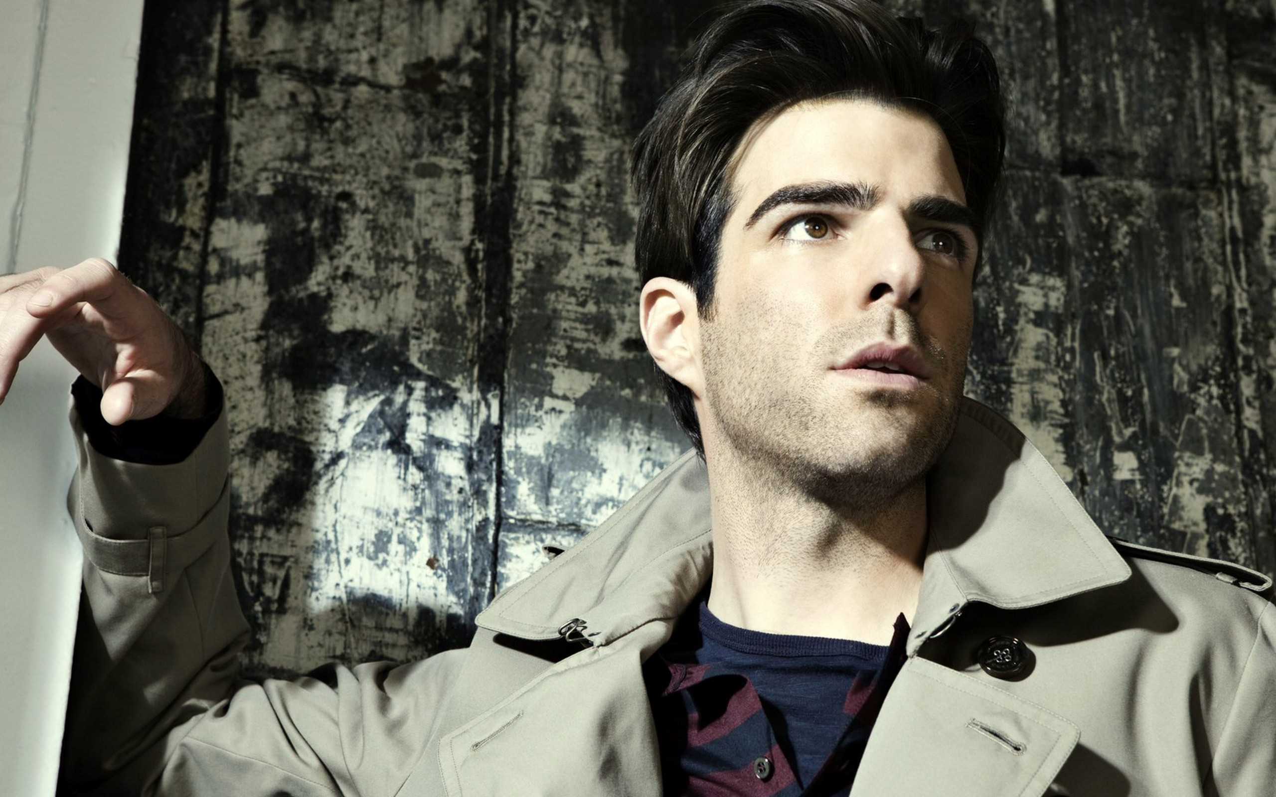 2560x1600 - Zachary Quinto Wallpapers 14