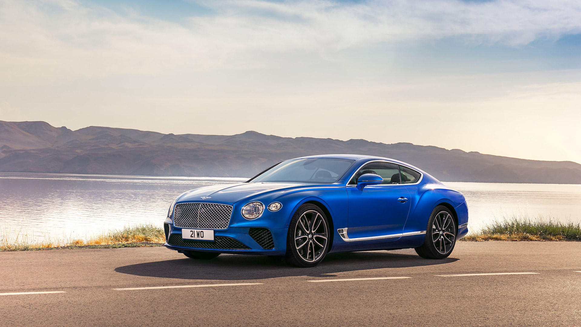 1920x1080 - Bentley Continental GT Wallpapers 2