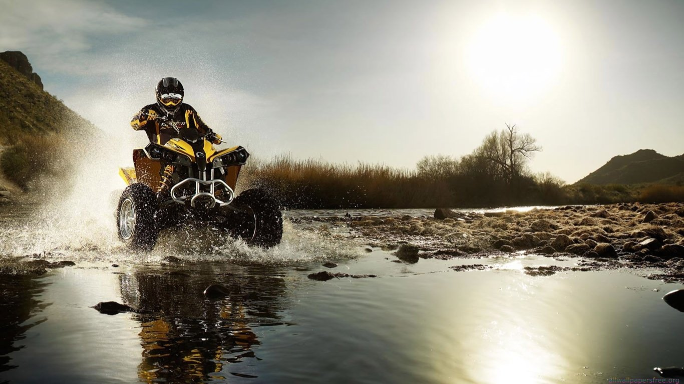 1366x768 - Can-Am Wallpapers 6