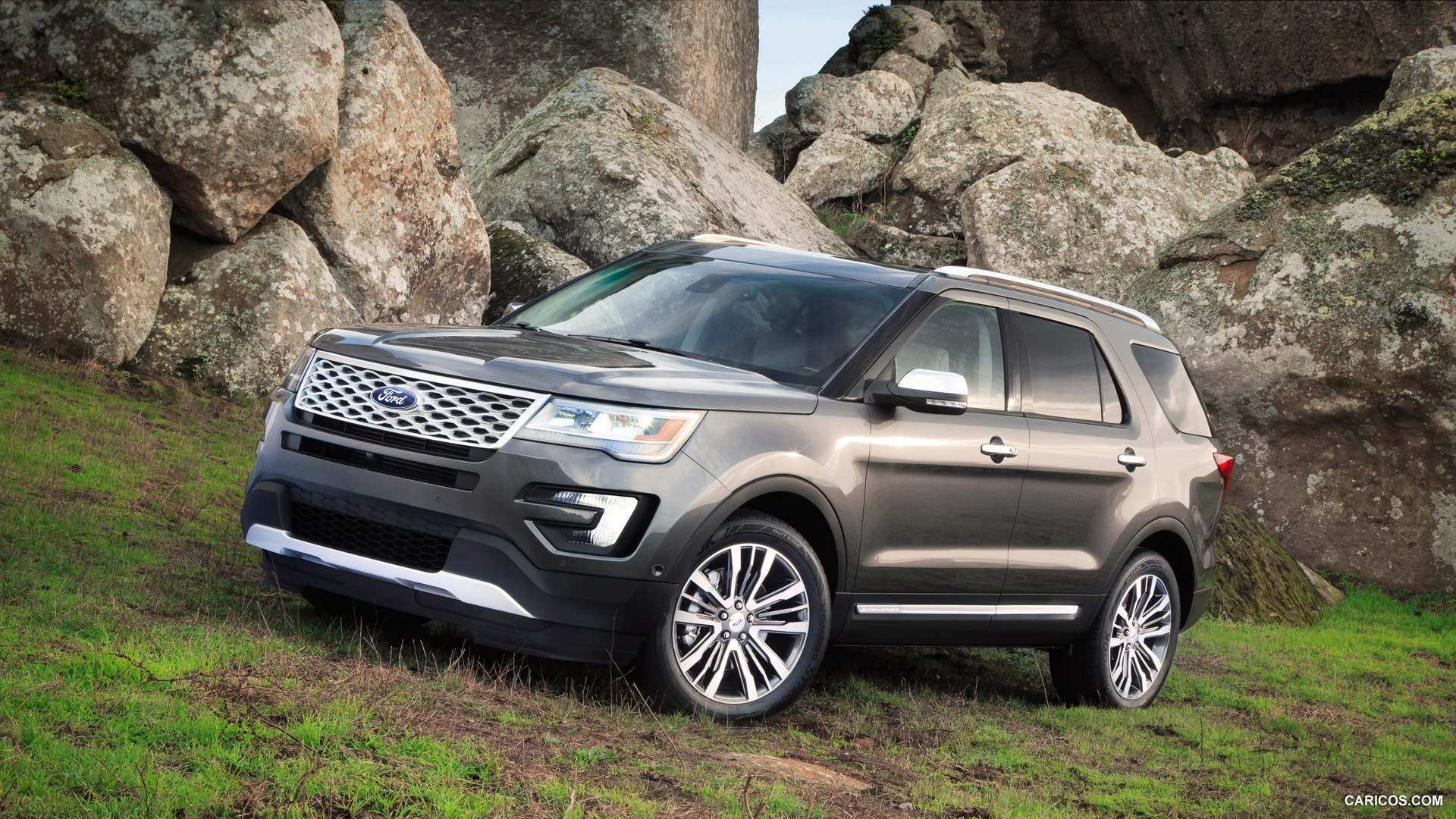 1920x1080 - Ford Explorer Wallpapers 21
