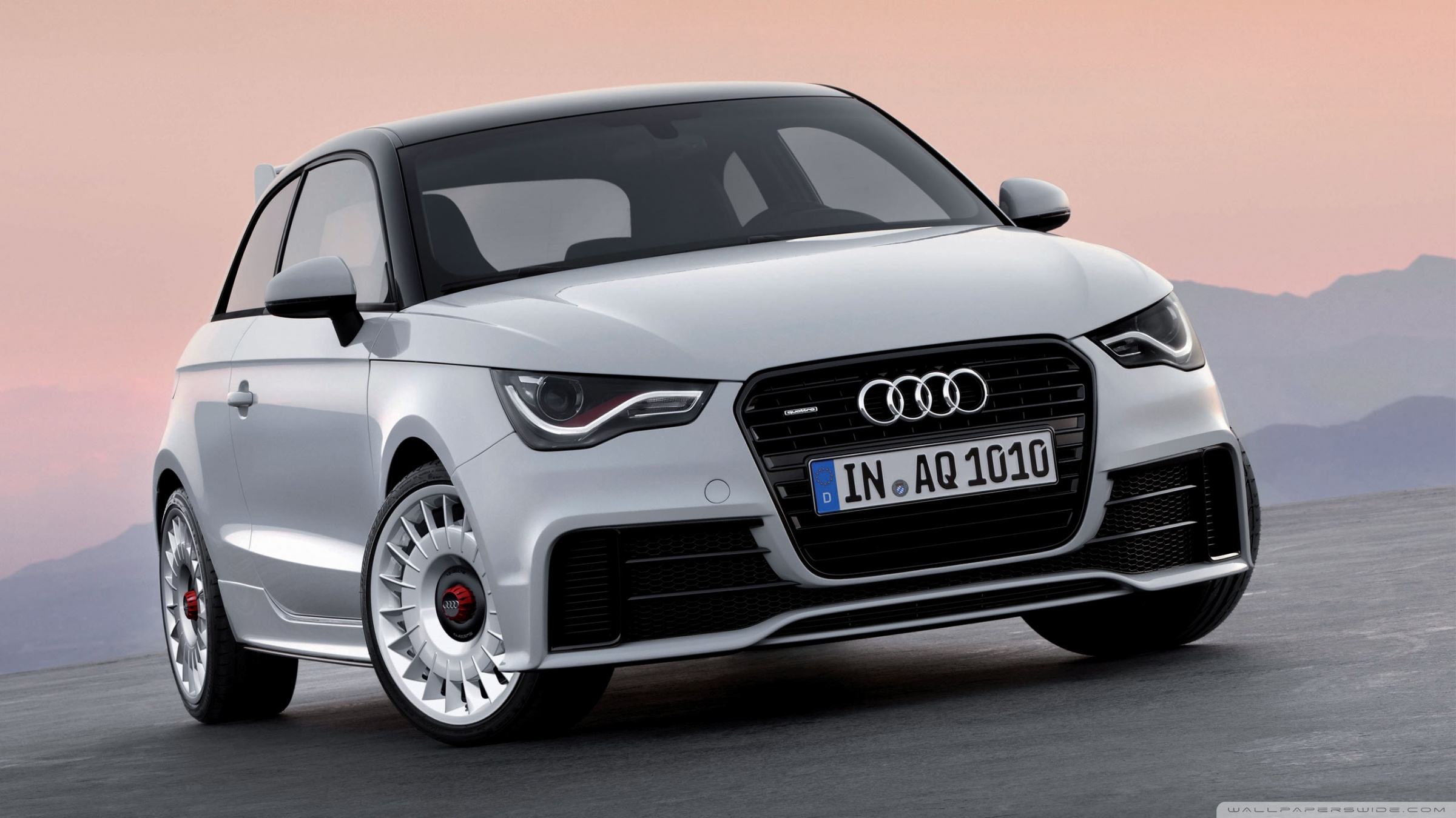 2400x1350 - Audi A1 Wallpapers 4