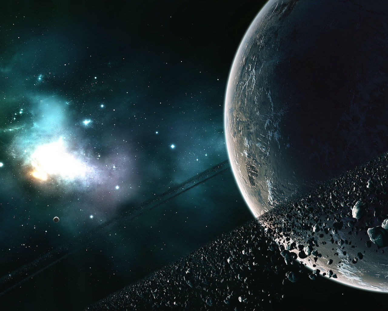 1280x1024 - Asteroid Wallpapers 27