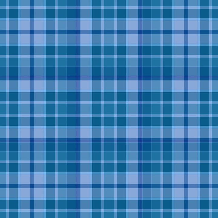 720x720 - Blue Plaid 5
