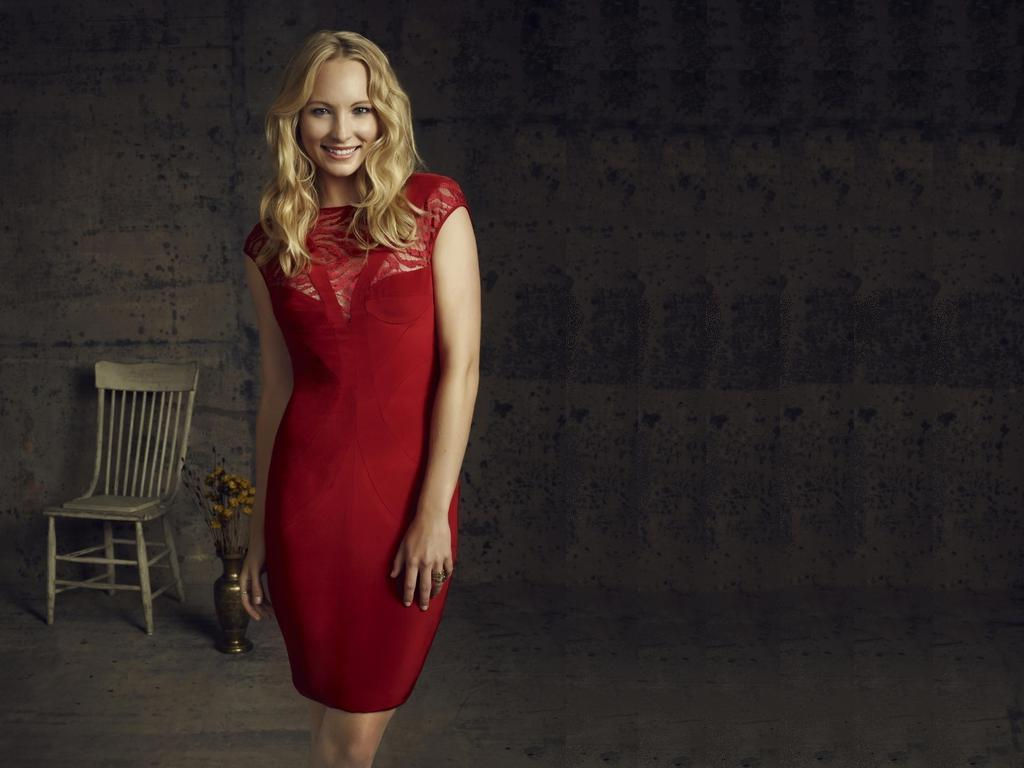 1024x768 - Candice Accola Wallpapers 20