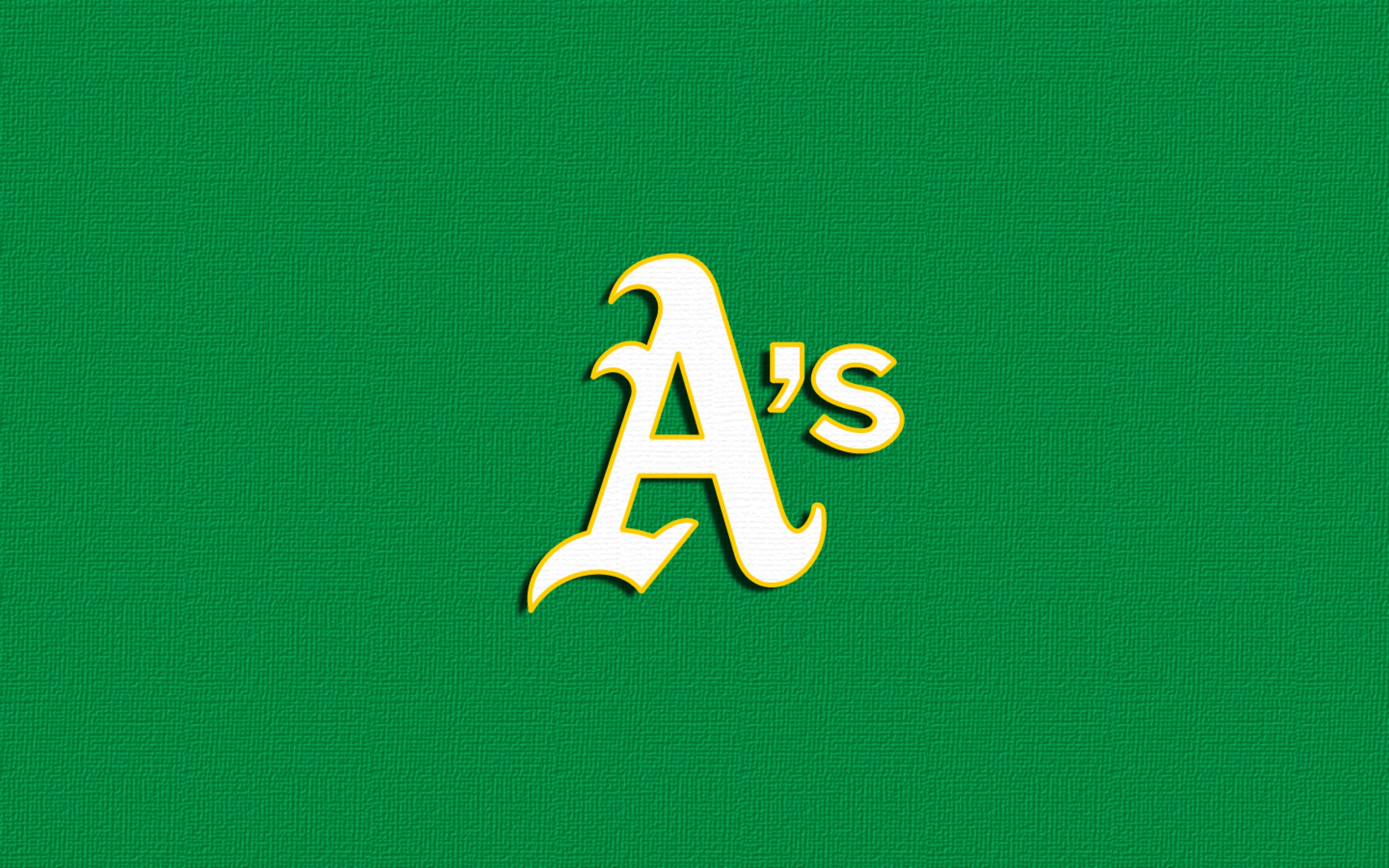 2560x1600 - Oakland Athletics Wallpapers 21