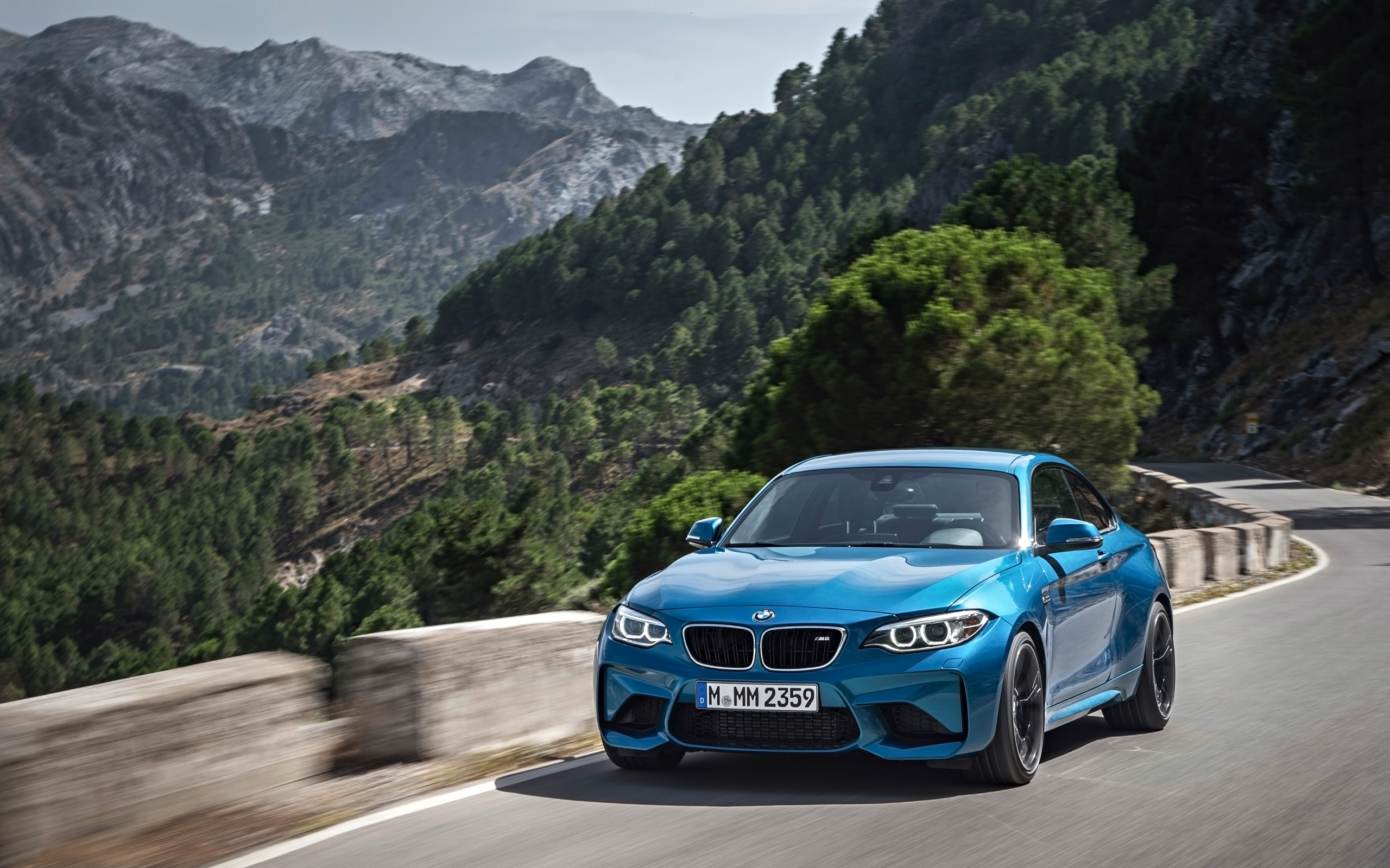 2560x1600 - BMW M2 Coupe Wallpapers 12