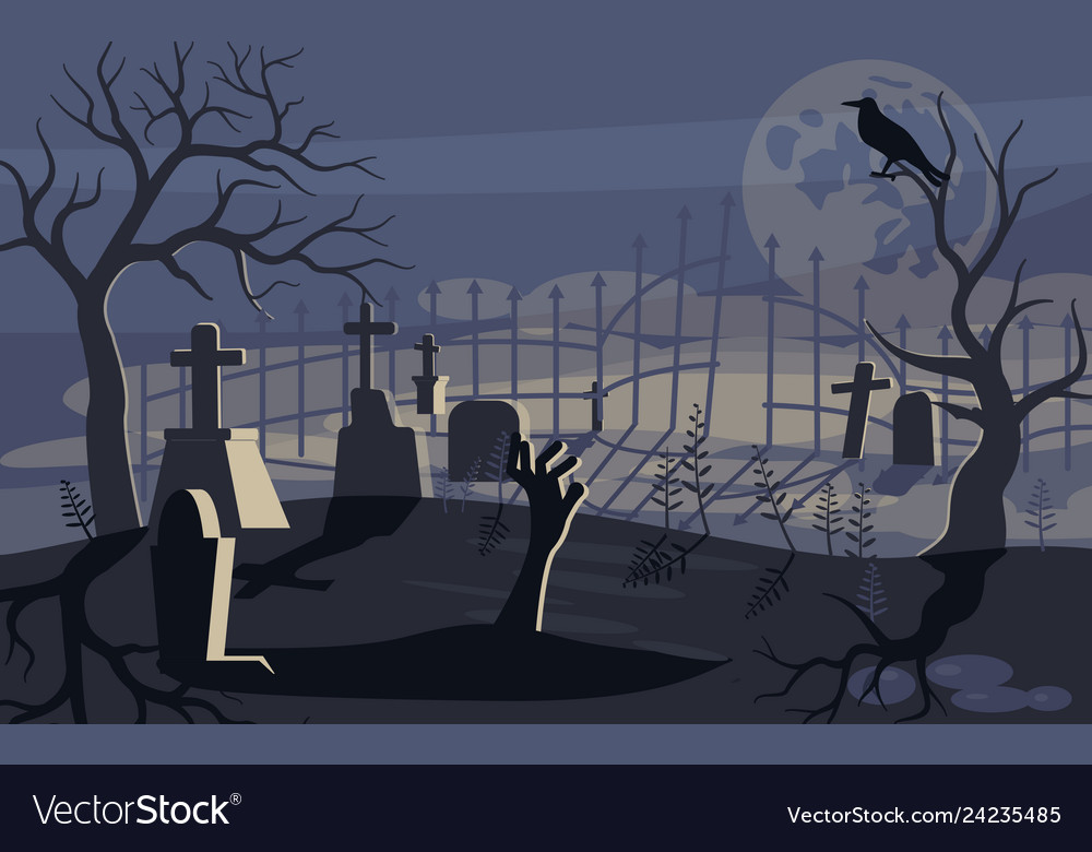1000x780 - Scary Halloween Background 52