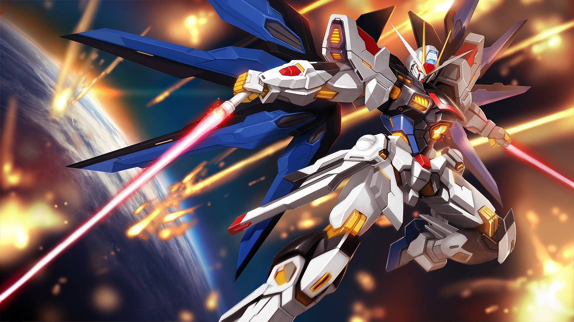 1920x1080 - Mobile Suit Gundam Seed Destiny Wallpapers 25