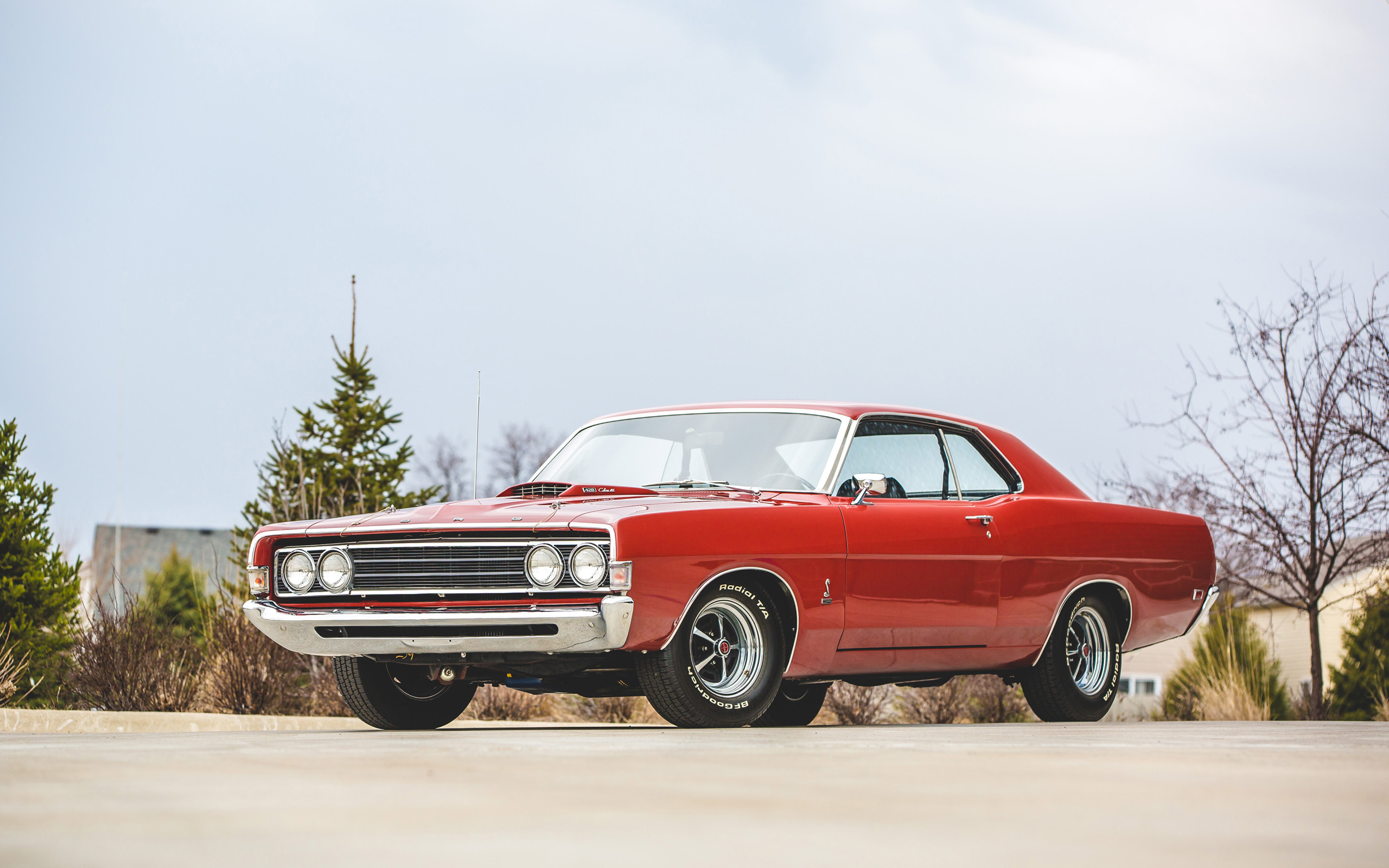 2560x1600 - Ford Torino Wallpapers 21