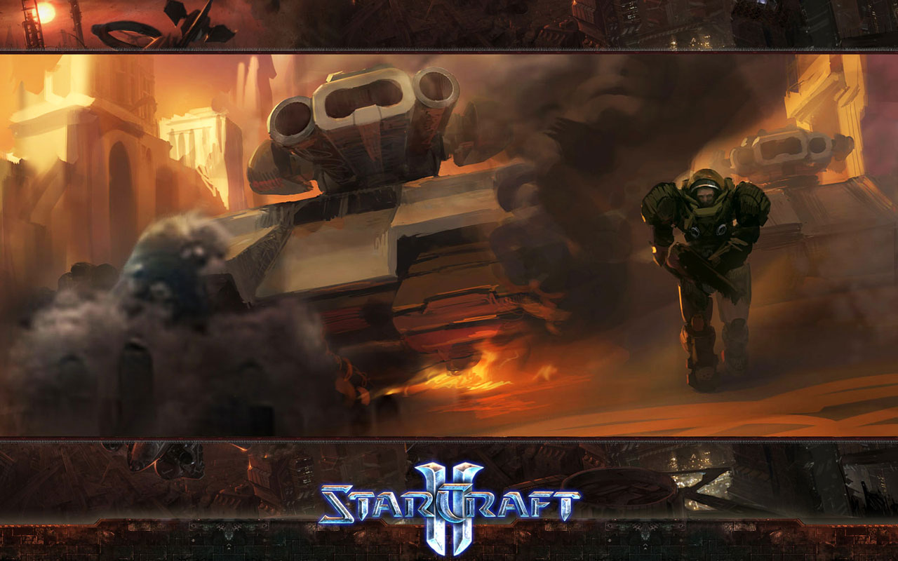 1280x800 - Starcraft II: Wings Of Liberty HD Wallpapers 16