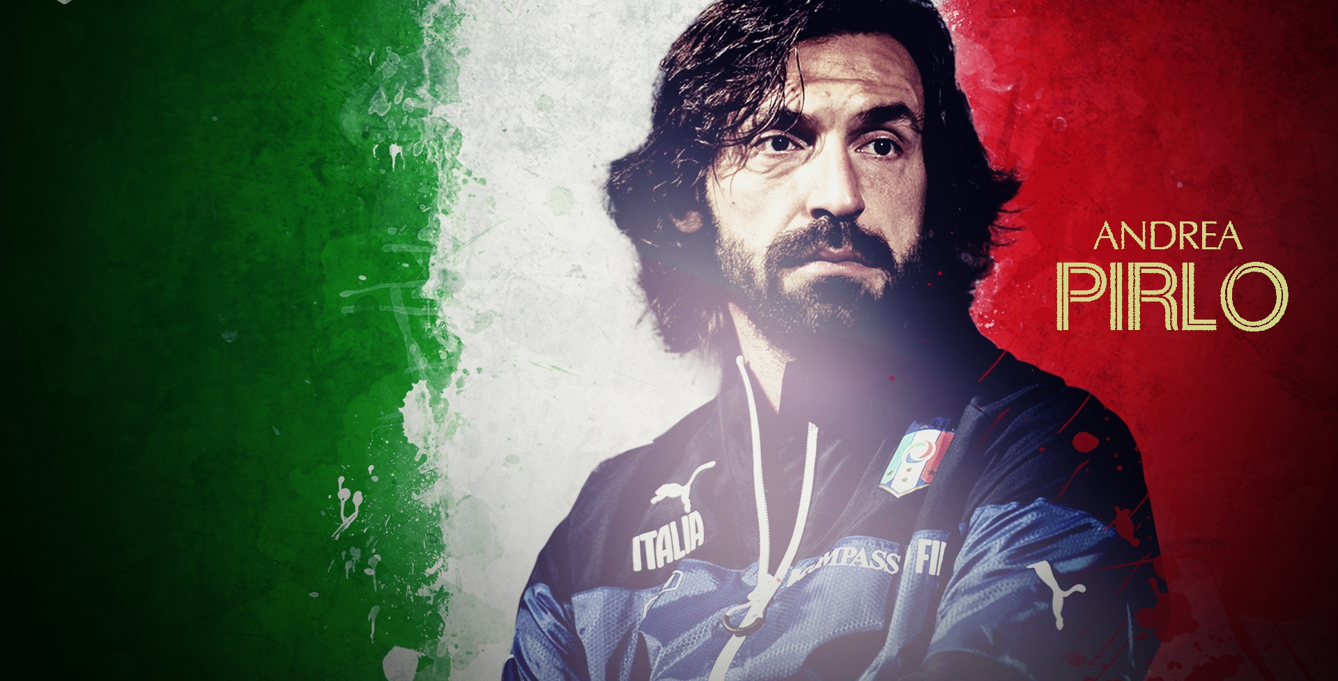1920x978 - Andrea Pirlo Wallpapers 26