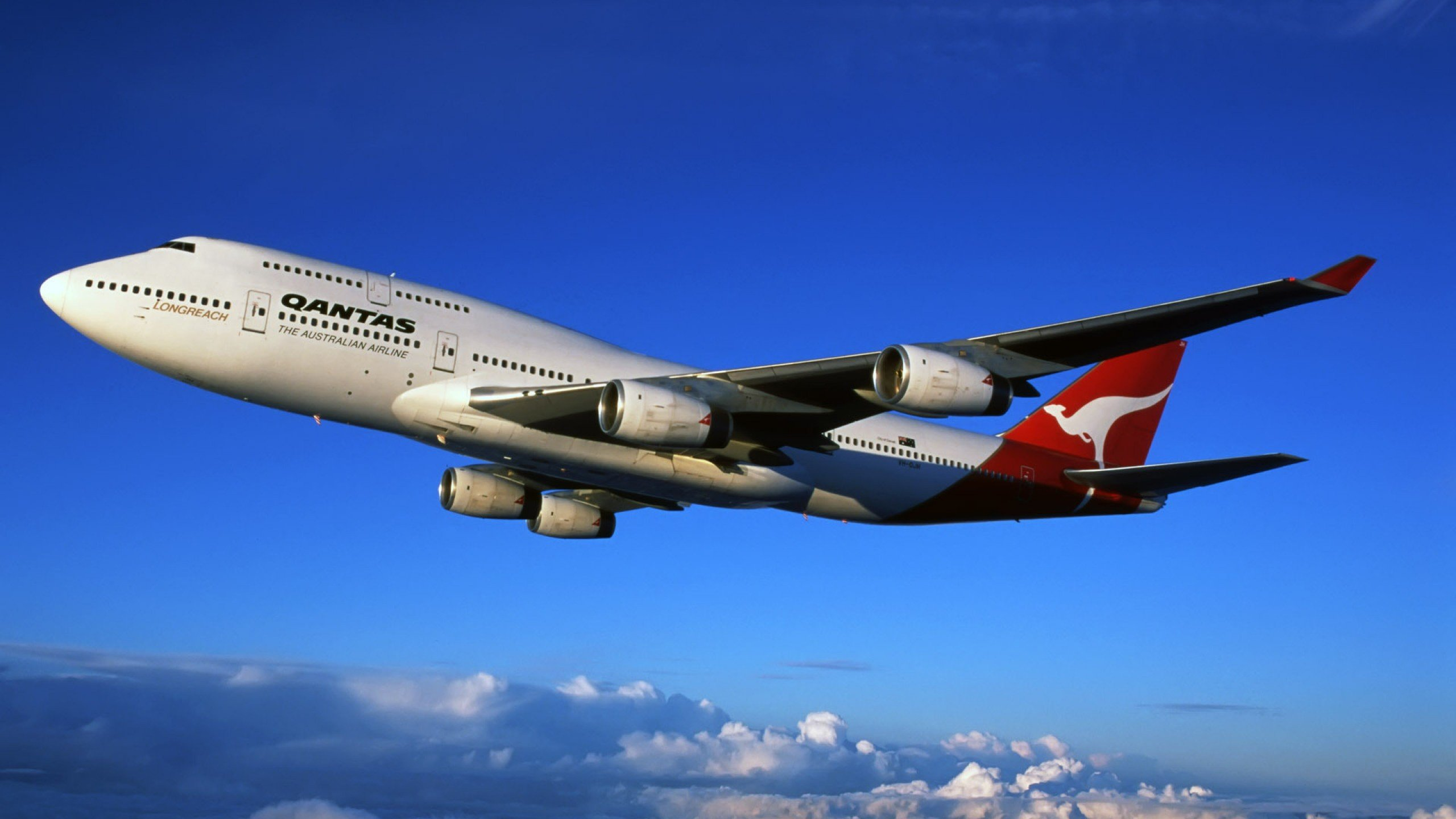 2560x1440 - Boeing 747 Wallpapers 1