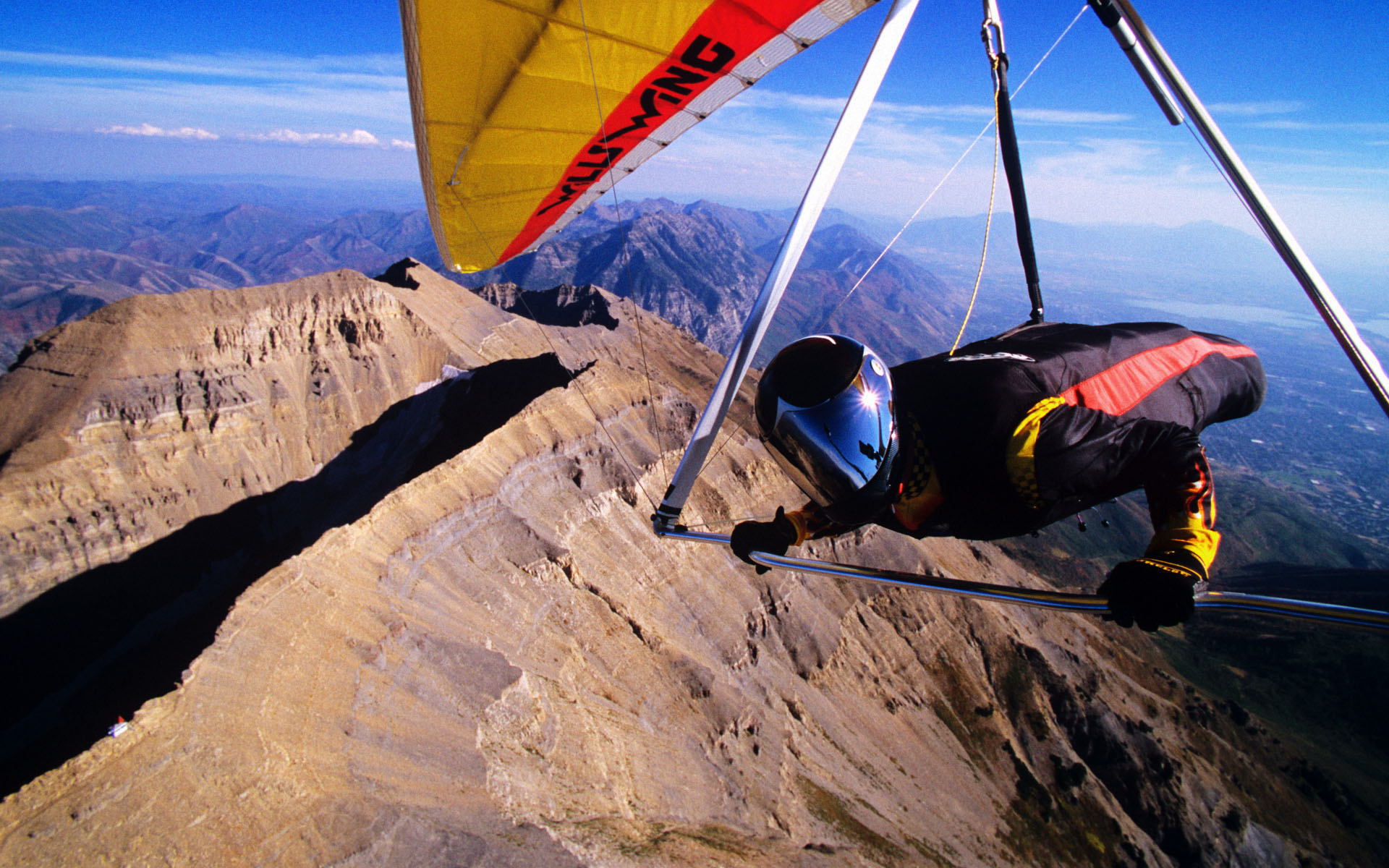 1920x1200 - Hang Gliding Wallpapers 7