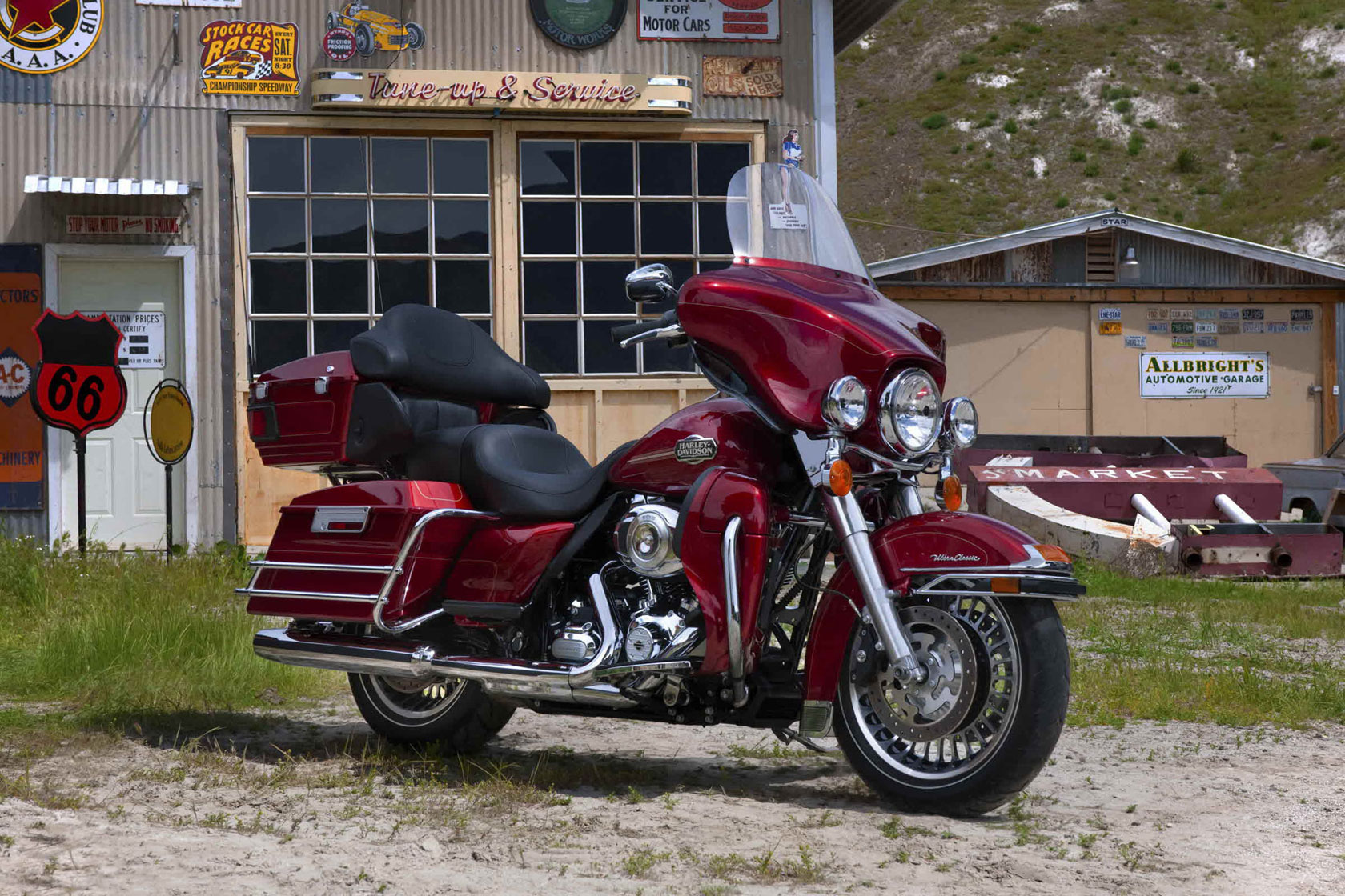 1680x1120 - Harley-Davidson Electra Glide Ultra Classic Wallpapers 23