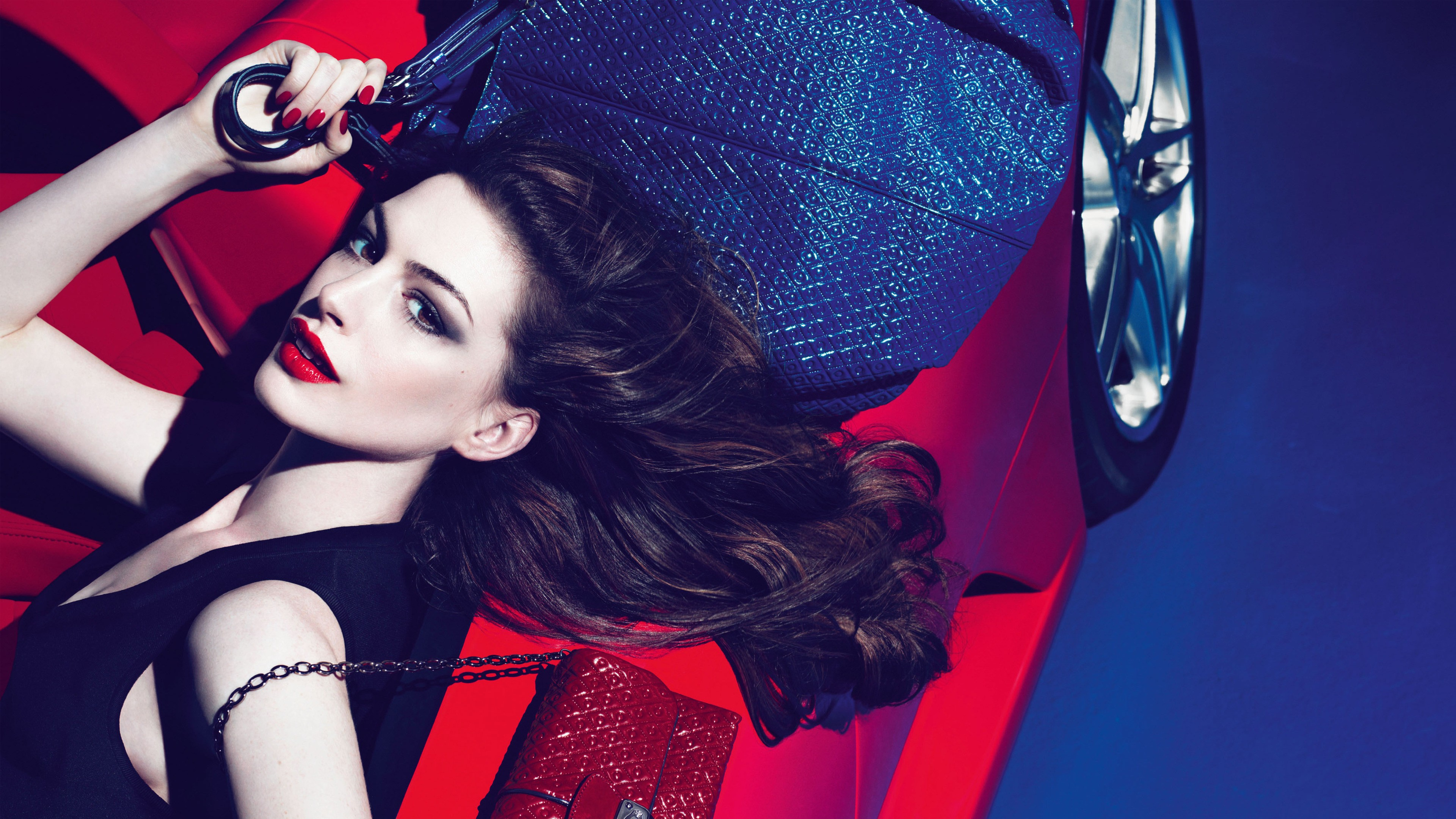3840x2160 - Anne Hathaway Wallpapers 1