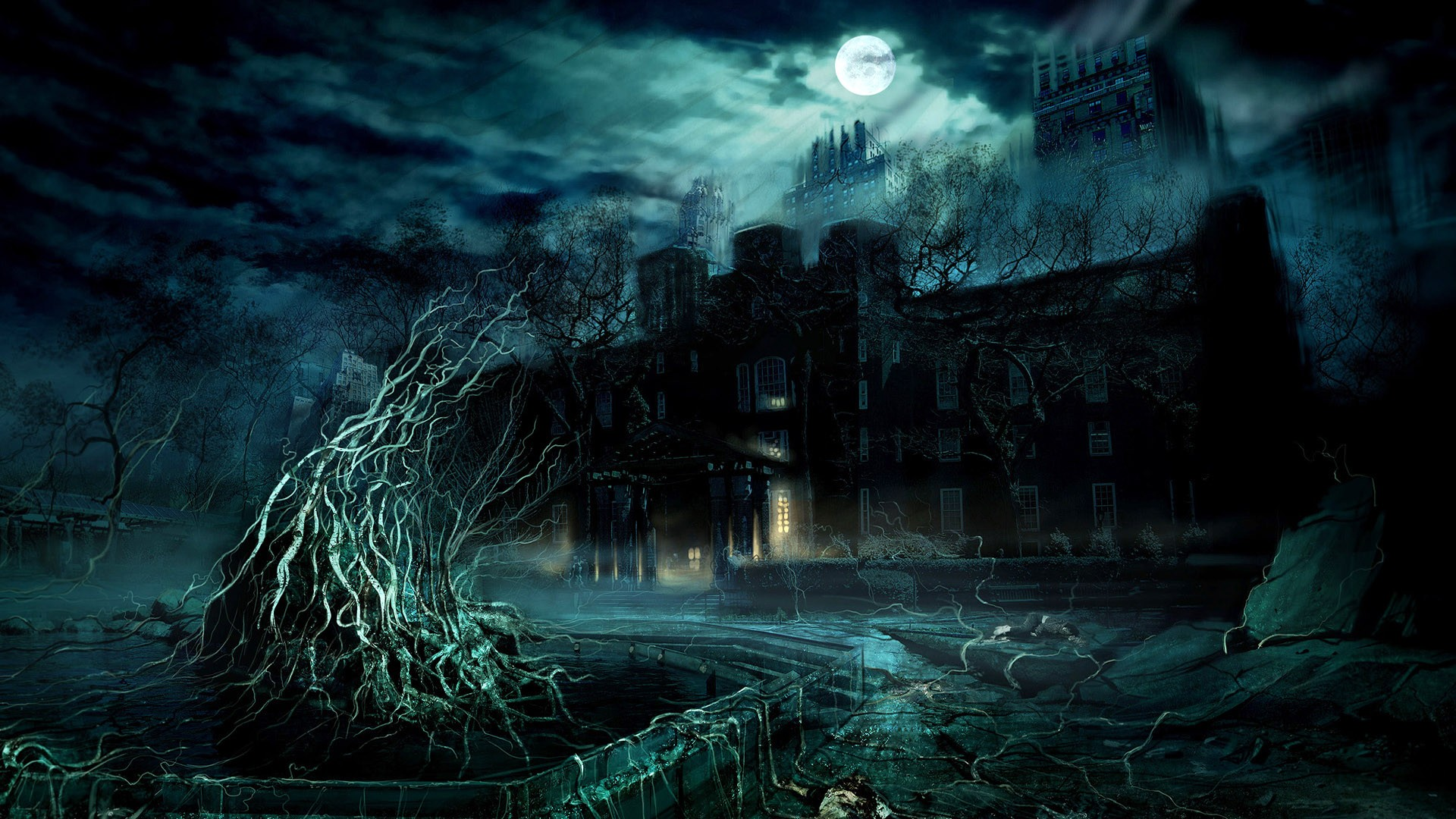 1920x1080 - Cool Gothic Backgrounds 44