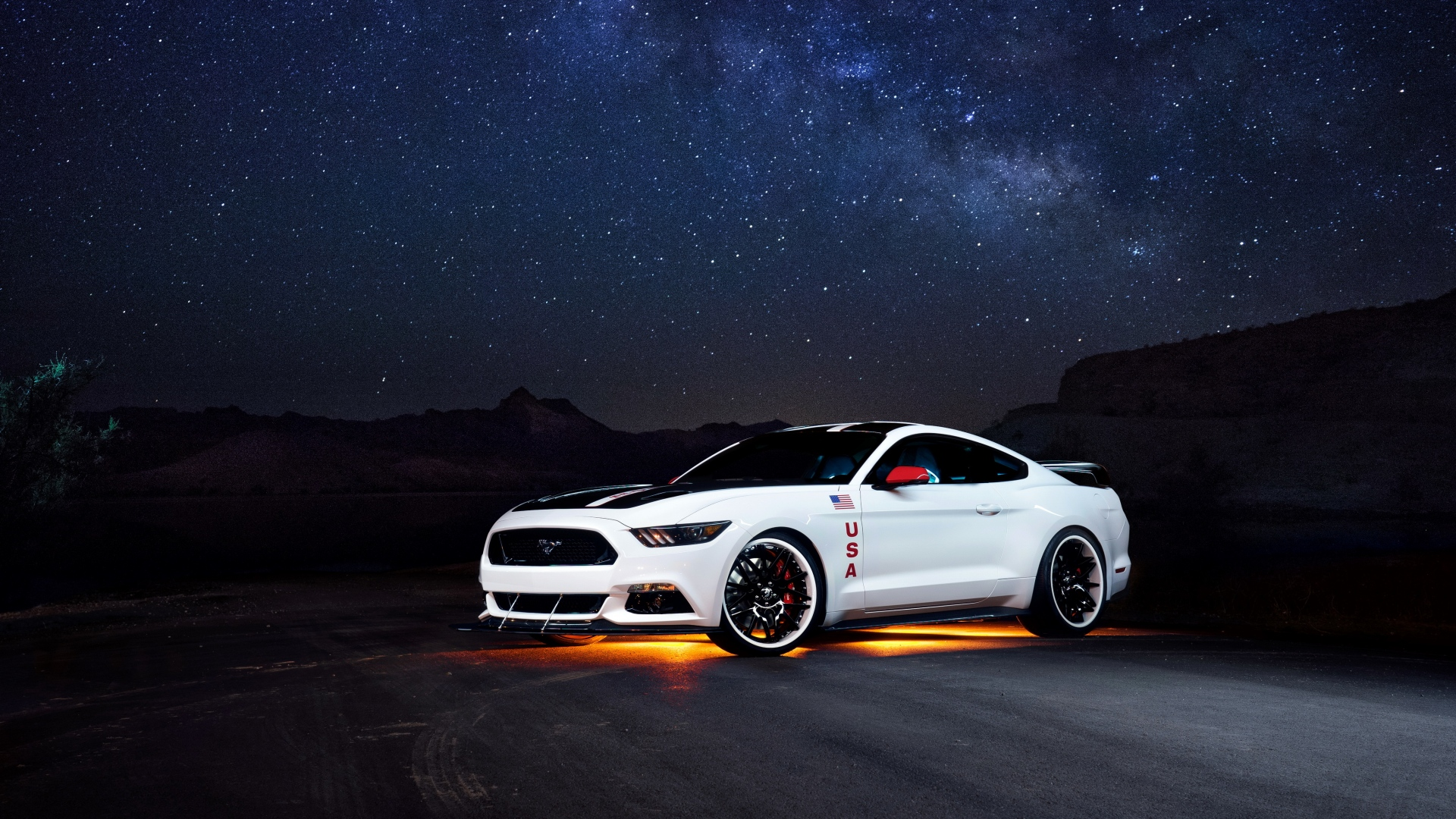 1920x1080 - Ford Mustang GT Wallpapers 14
