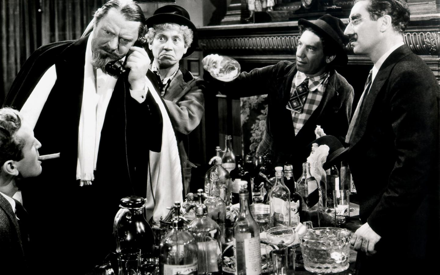 1440x900 - Marx Brothers Wallpapers 17