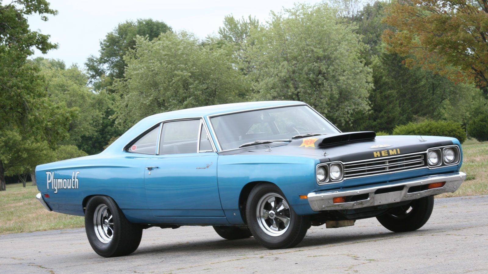1600x900 - Plymouth Road Runner Wallpapers 8