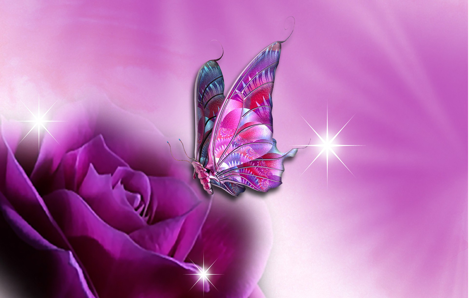 1920x1200 - Pretty Butterfly Backgrounds 43