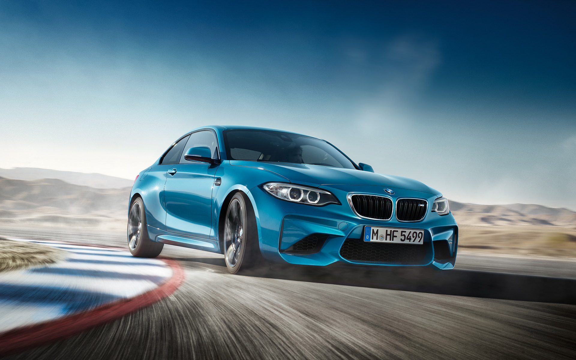 1920x1200 - BMW M2 Coupe Wallpapers 4