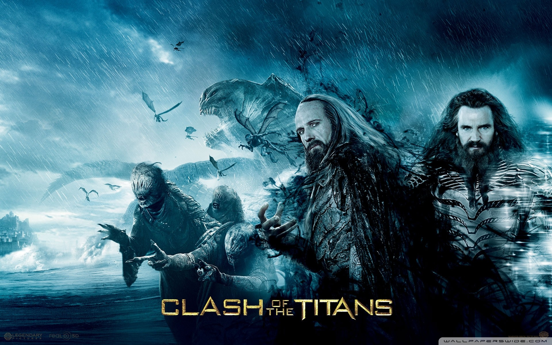 1920x1200 - Clash Of The Titans (2010) Wallpapers 9