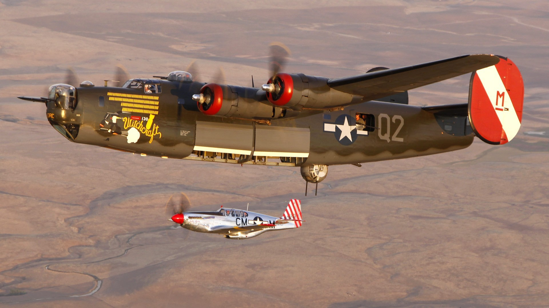 1920x1080 - Consolidated B-24 Liberator Wallpapers 27