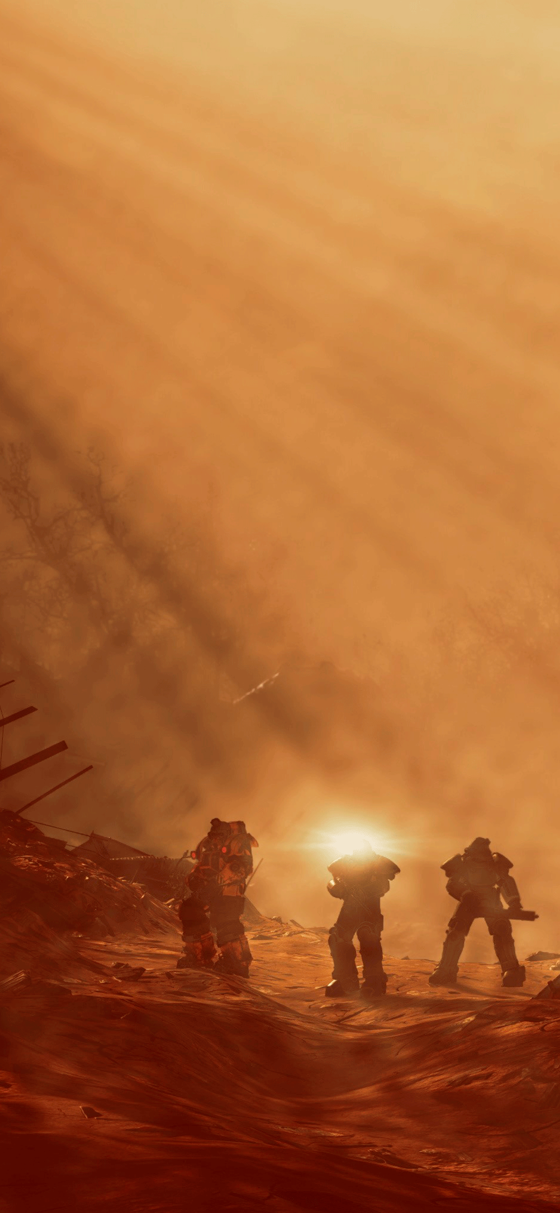 1125x2436 - Fallout iPhone 6 33