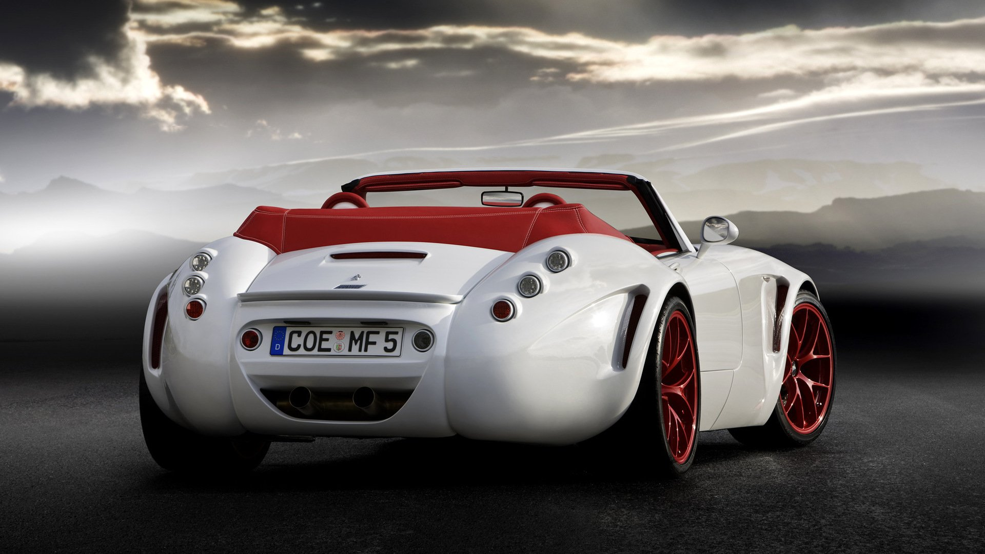 1920x1080 - Wiesmann GT MF5 Wallpapers 13
