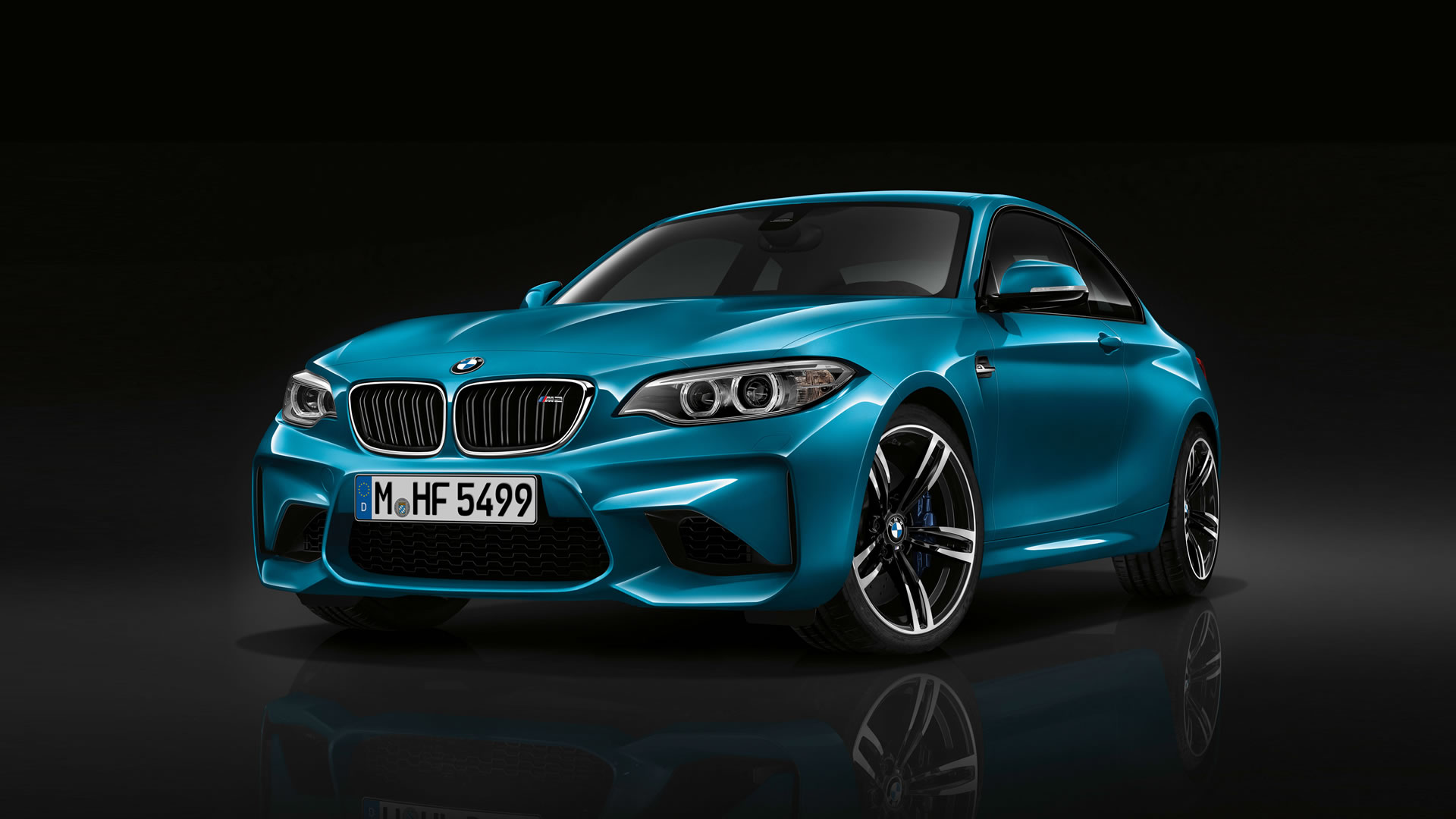 1920x1080 - BMW M2 Coupe Wallpapers 36
