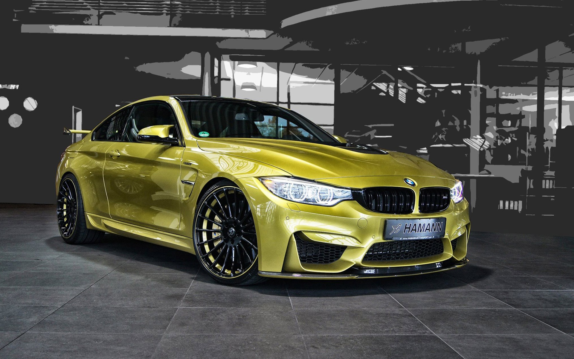 1920x1200 - BMW M4 Wallpapers 10