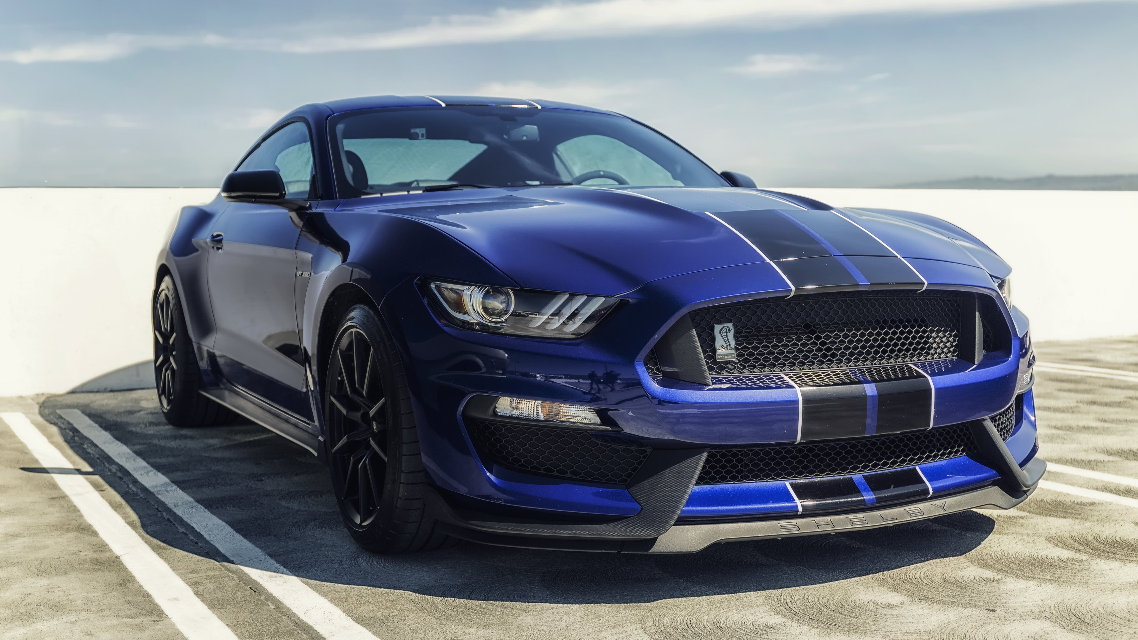 3840x2160 - Shelby Mustang GT 350 Wallpapers 26