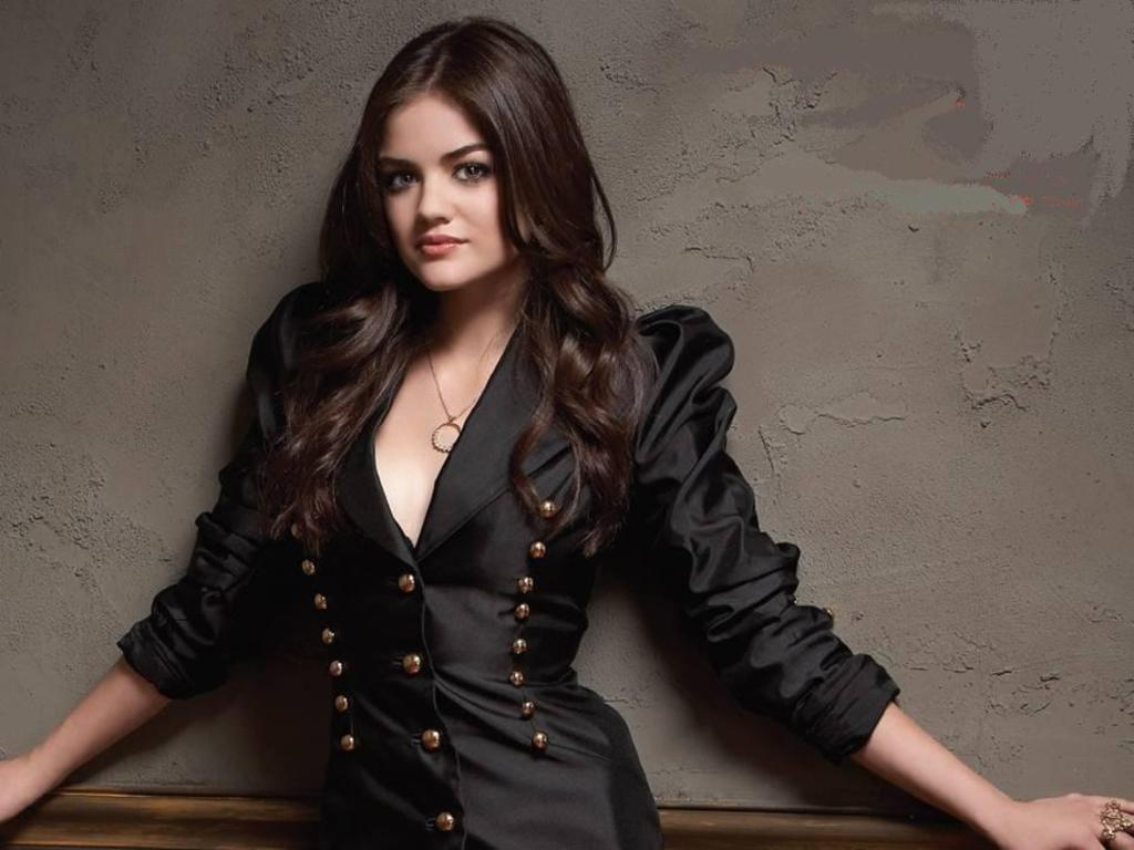 1024x768 - Lucy Hale Wallpapers 4