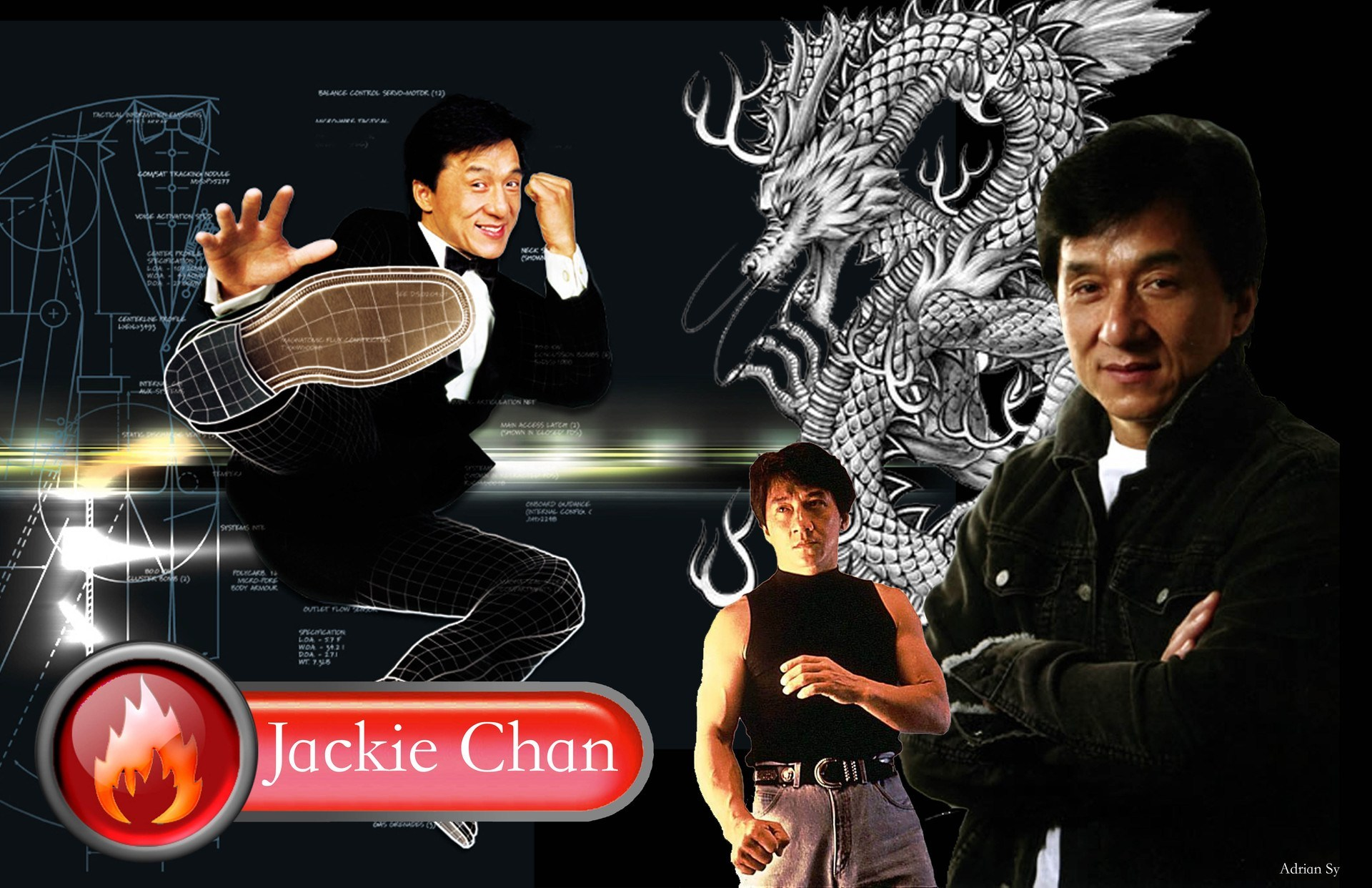 1920x1242 - Jackie Chan Wallpapers 13