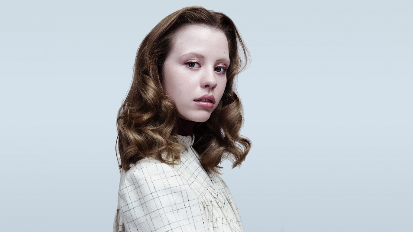 1366x768 - Mia Goth Wallpapers 20
