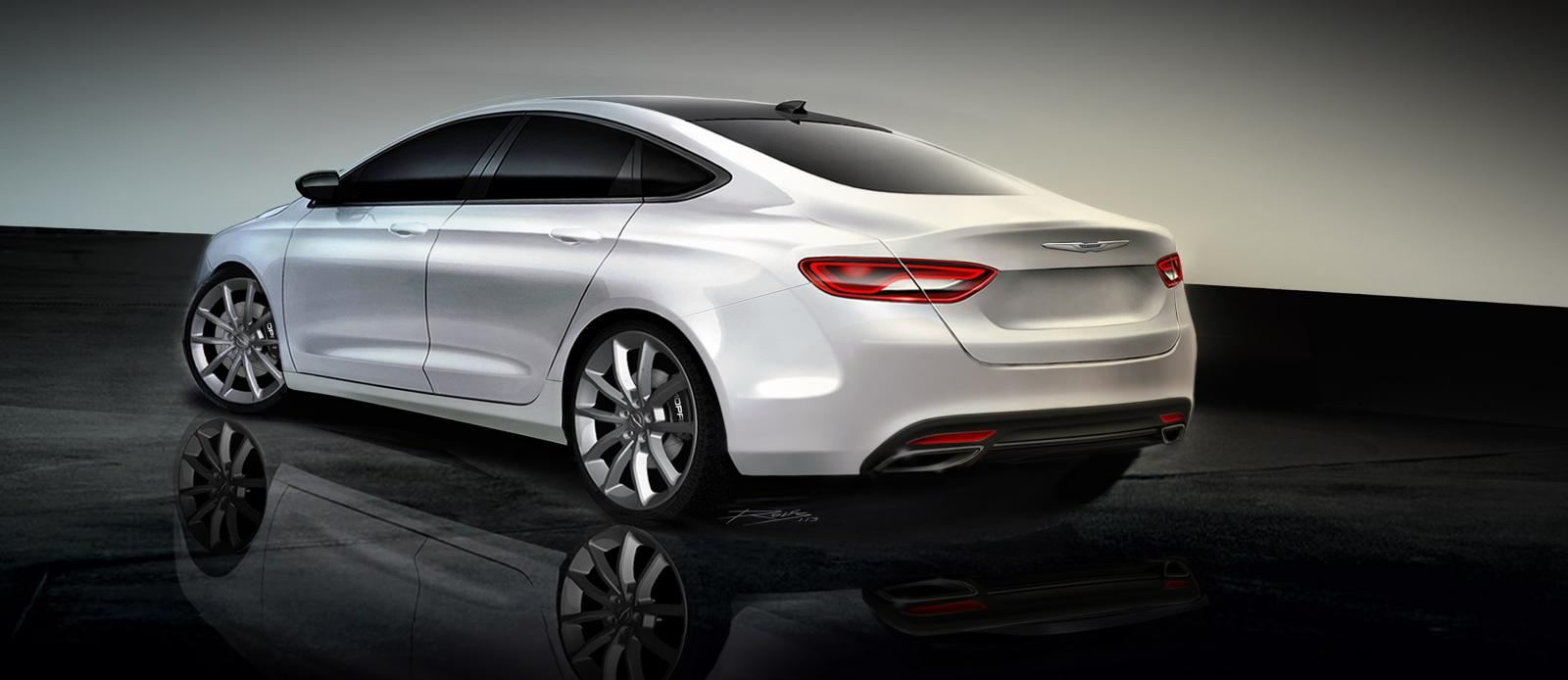1600x694 - Chrysler 200 Wallpapers 19