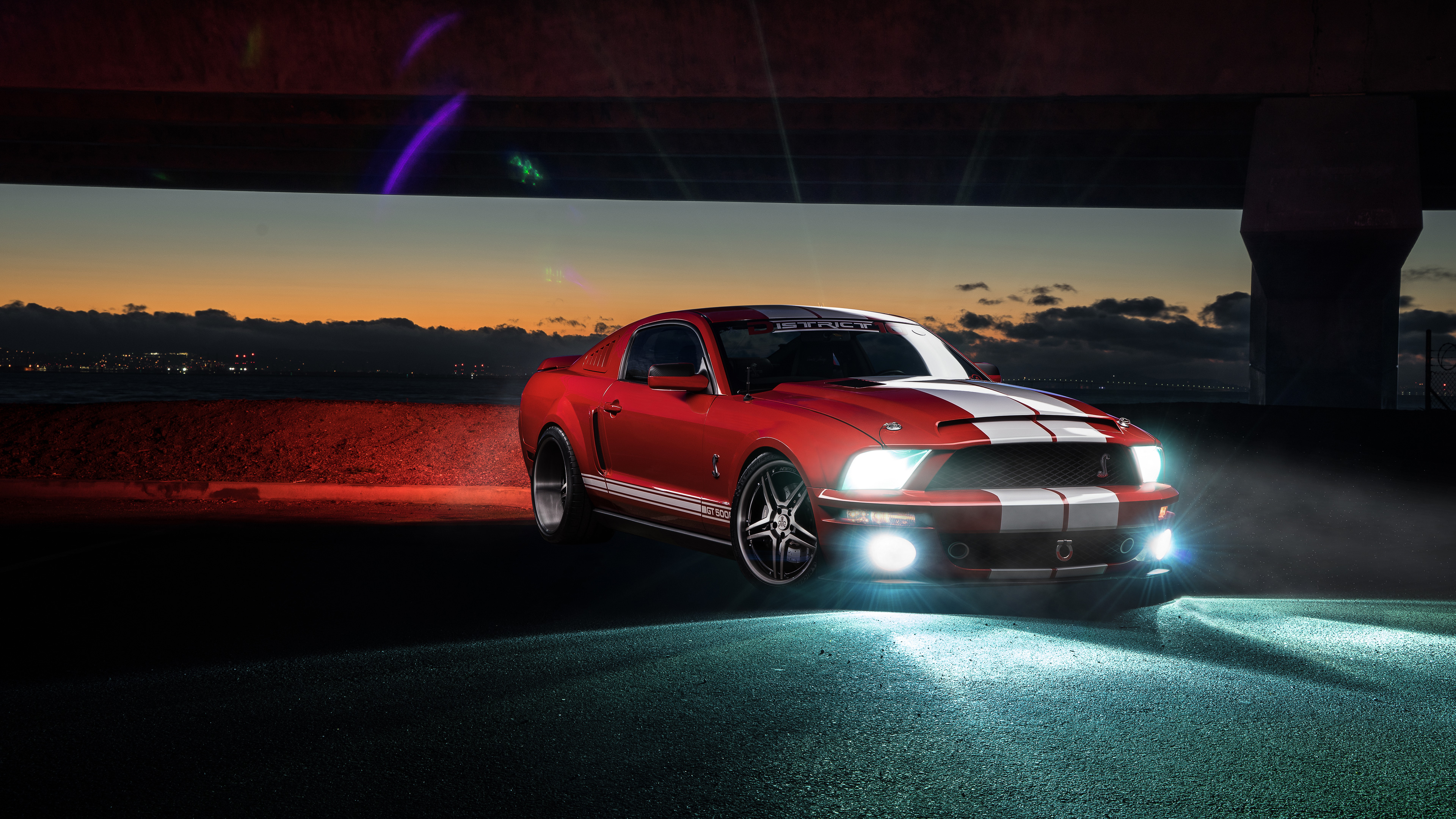 3840x2160 - Ford Mustang GT500 Wallpapers 9