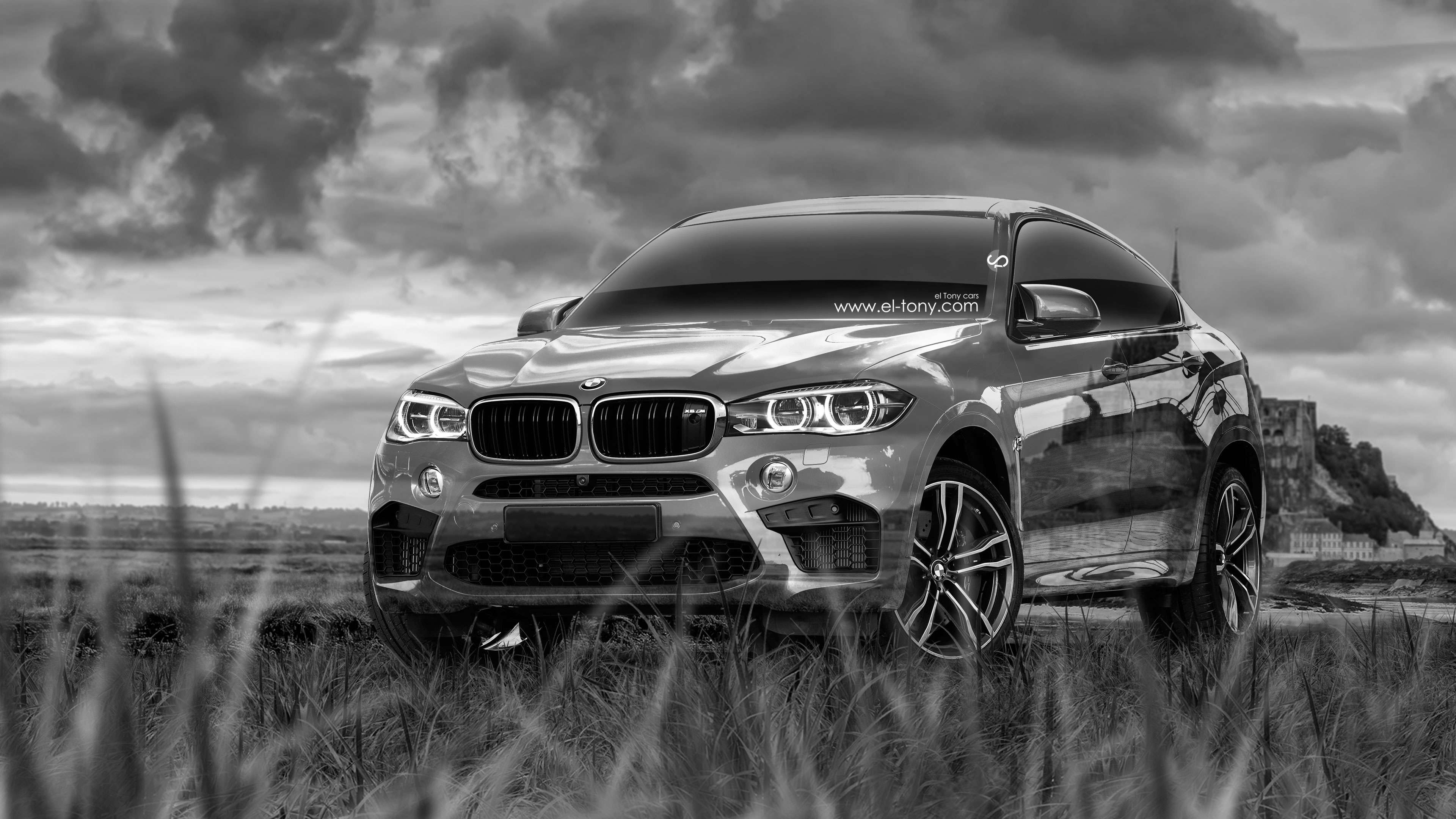 3840x2160 - BMW X6 Wallpapers 32