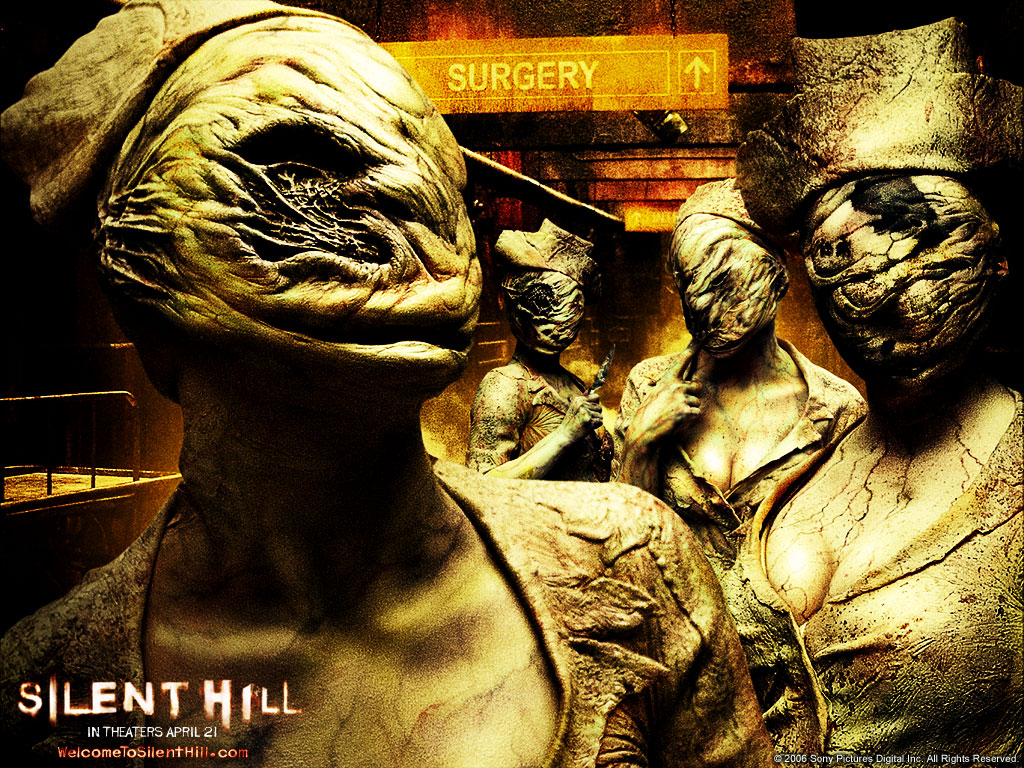 1024x768 - Silent Hill HD Wallpapers 25